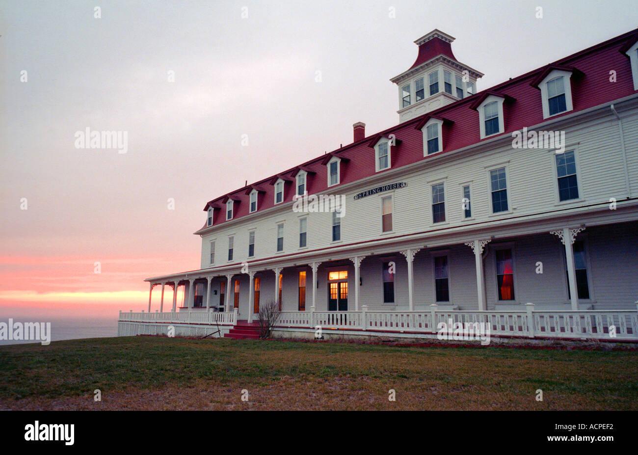 The Spring House Hotel Block Island Rhode Island RI USA United States