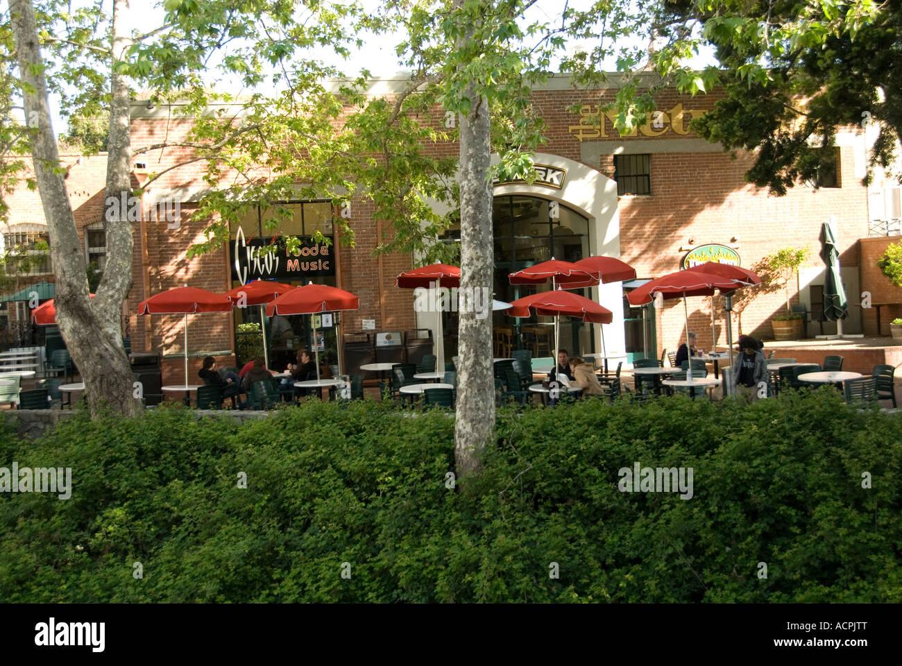 Restaurants San Luis Obispo Stock Photos Restaurants San Luis