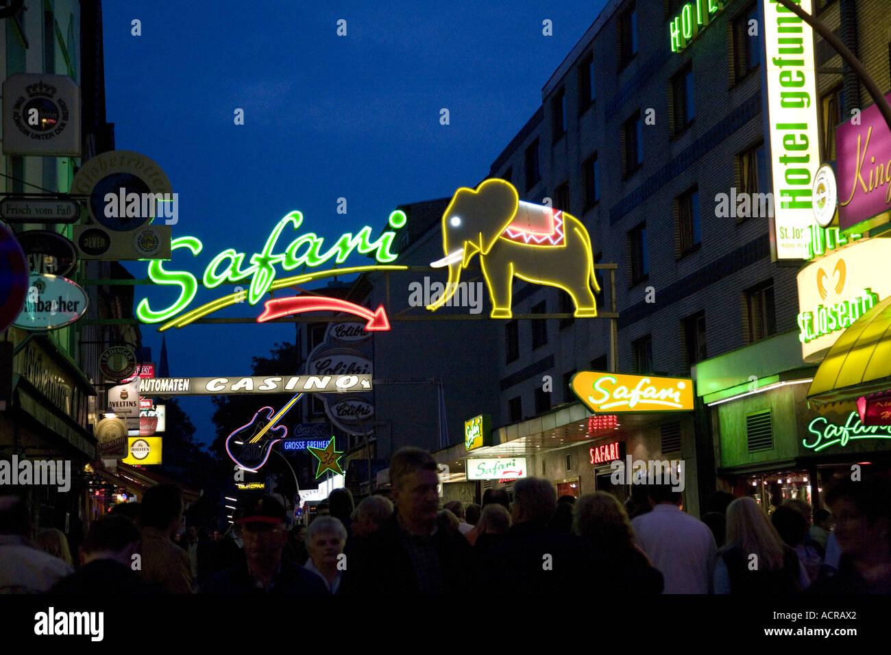 Safari St Pauli