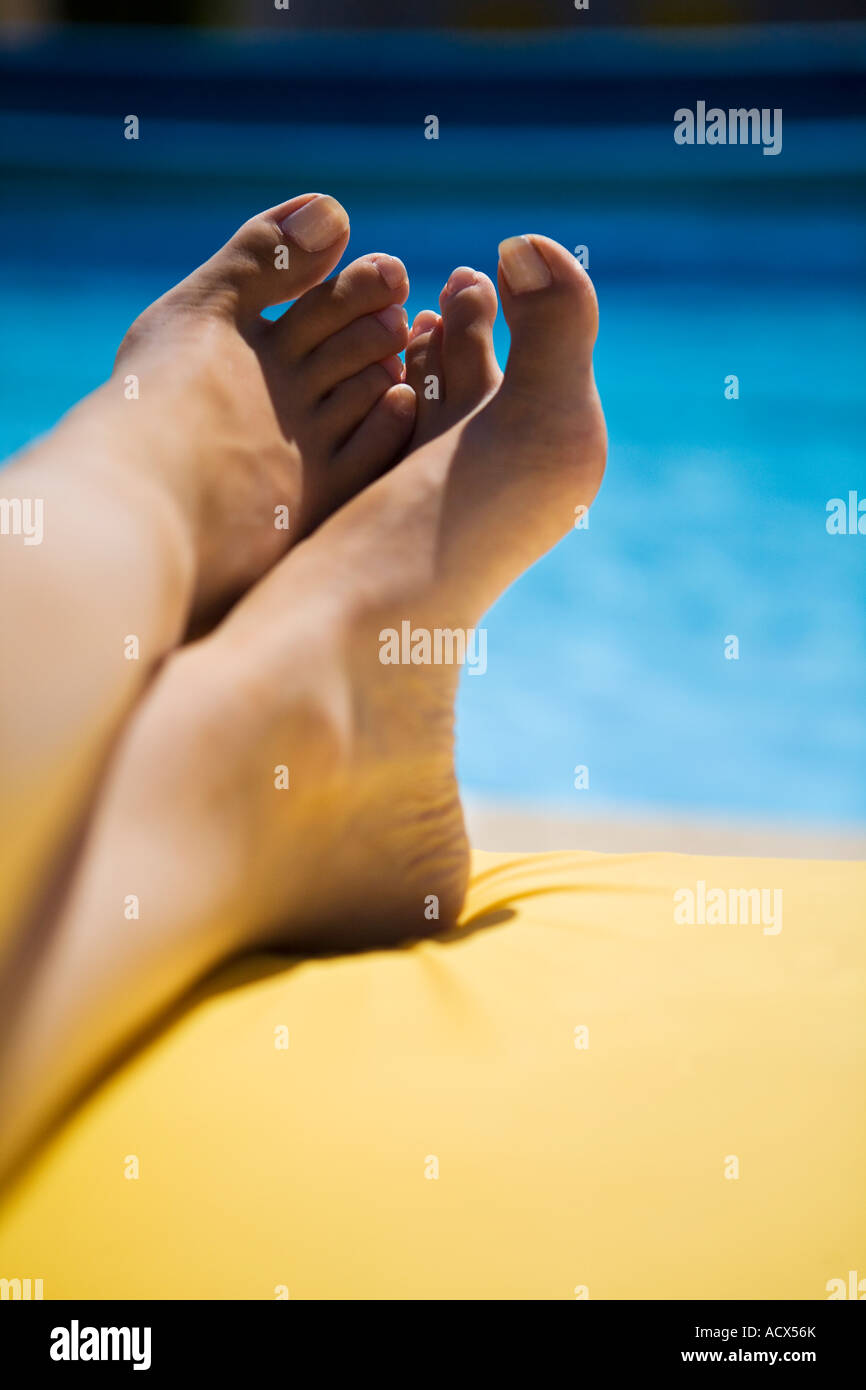Pretty bare feet photos