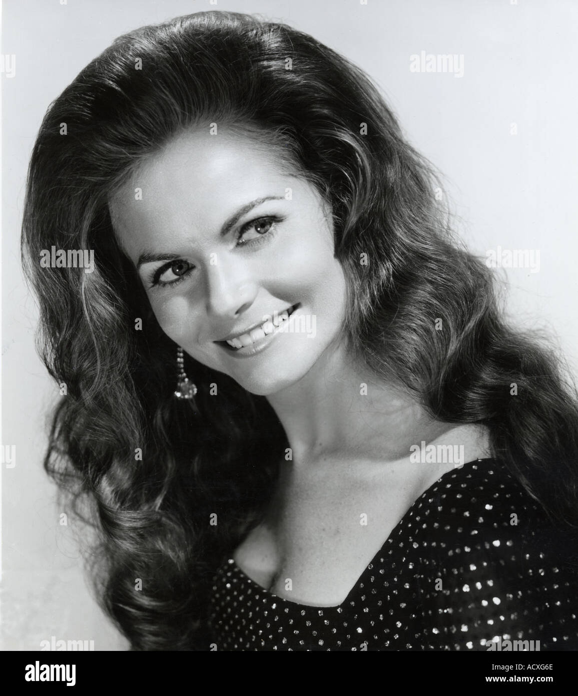 JEANNIE C RILEY US Country singer - Stock Image
