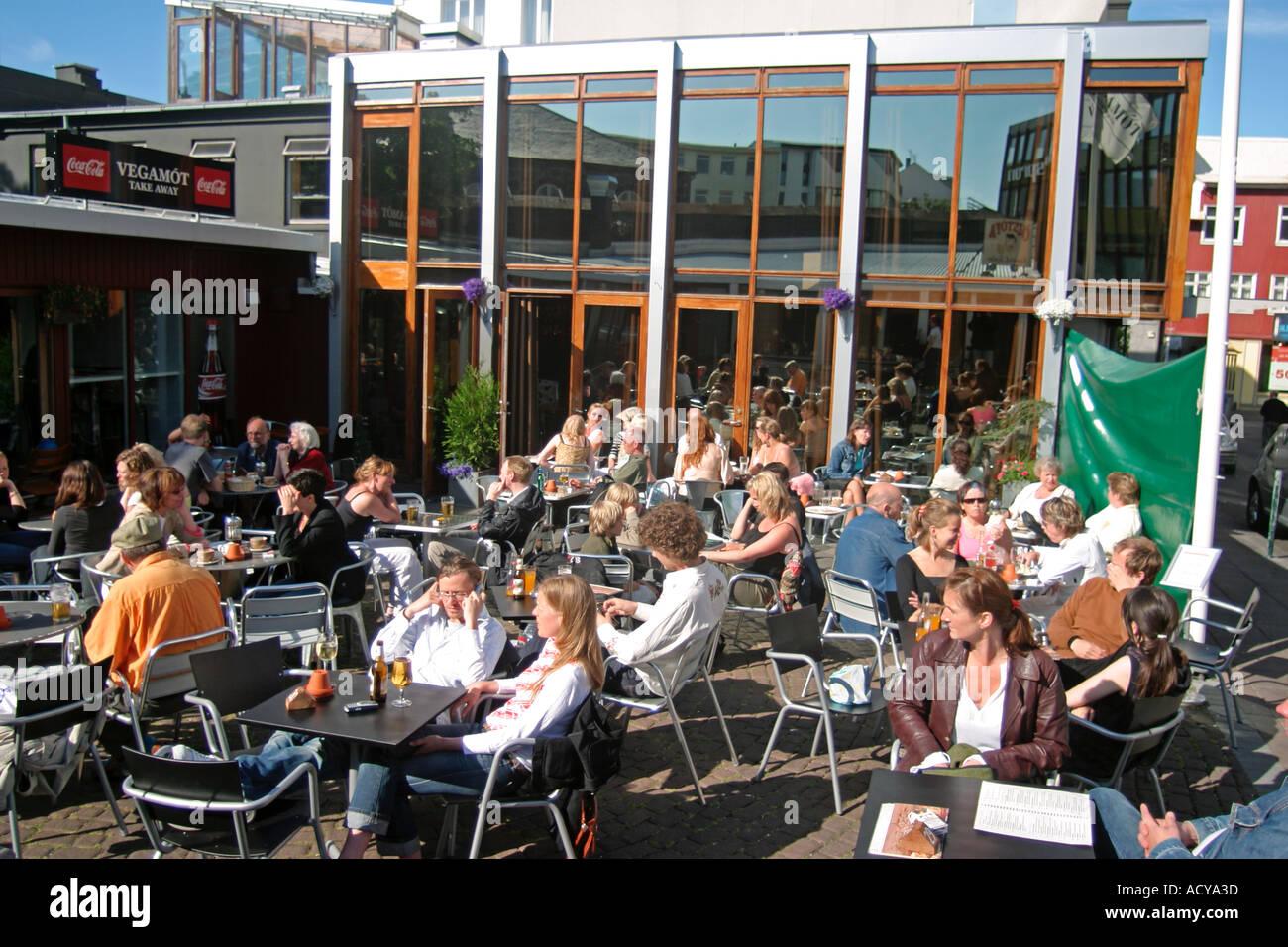 Restaurant Francais A Reykjavik