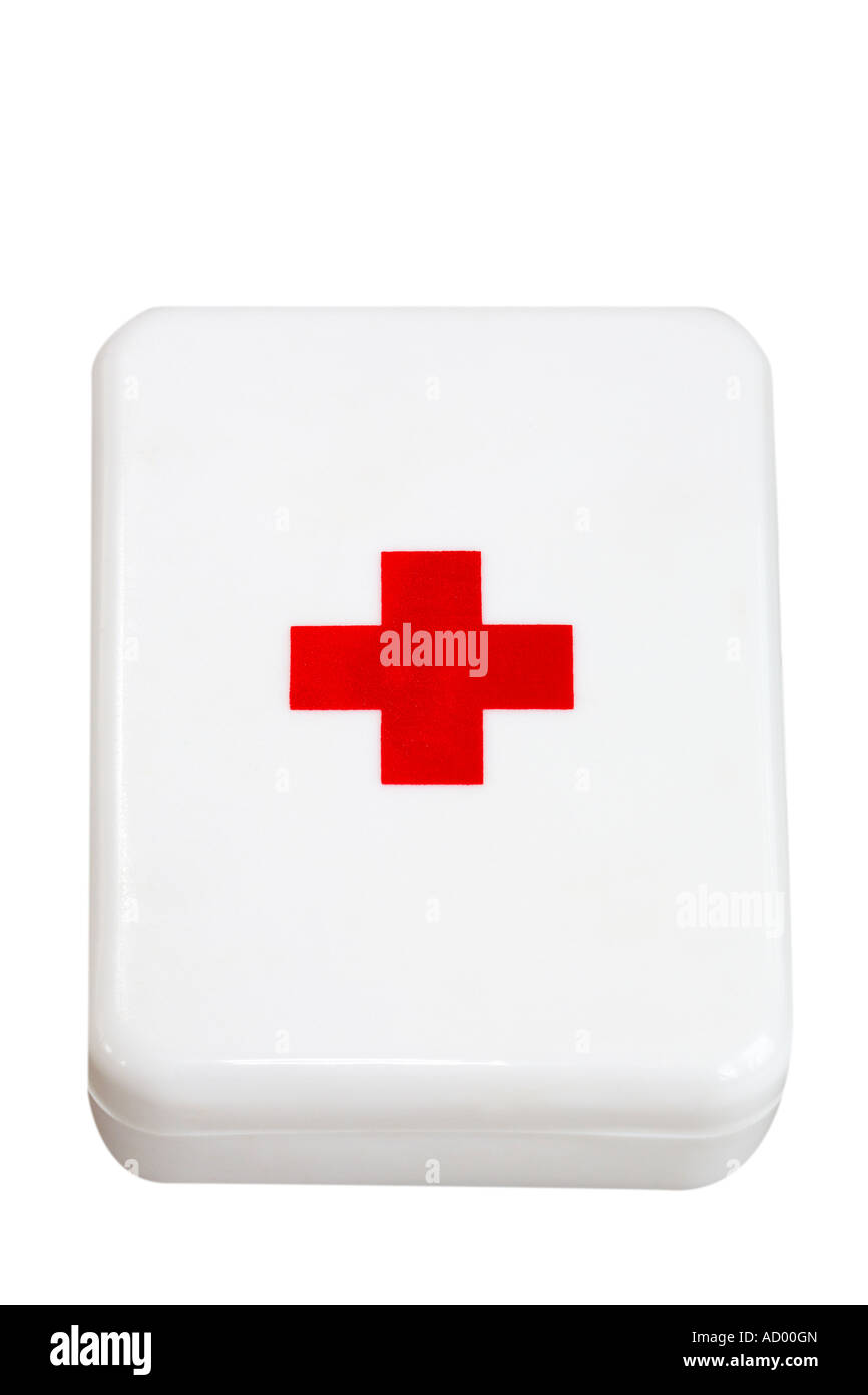 International Red Cross First Aid Cut Out Stock Images Pictures