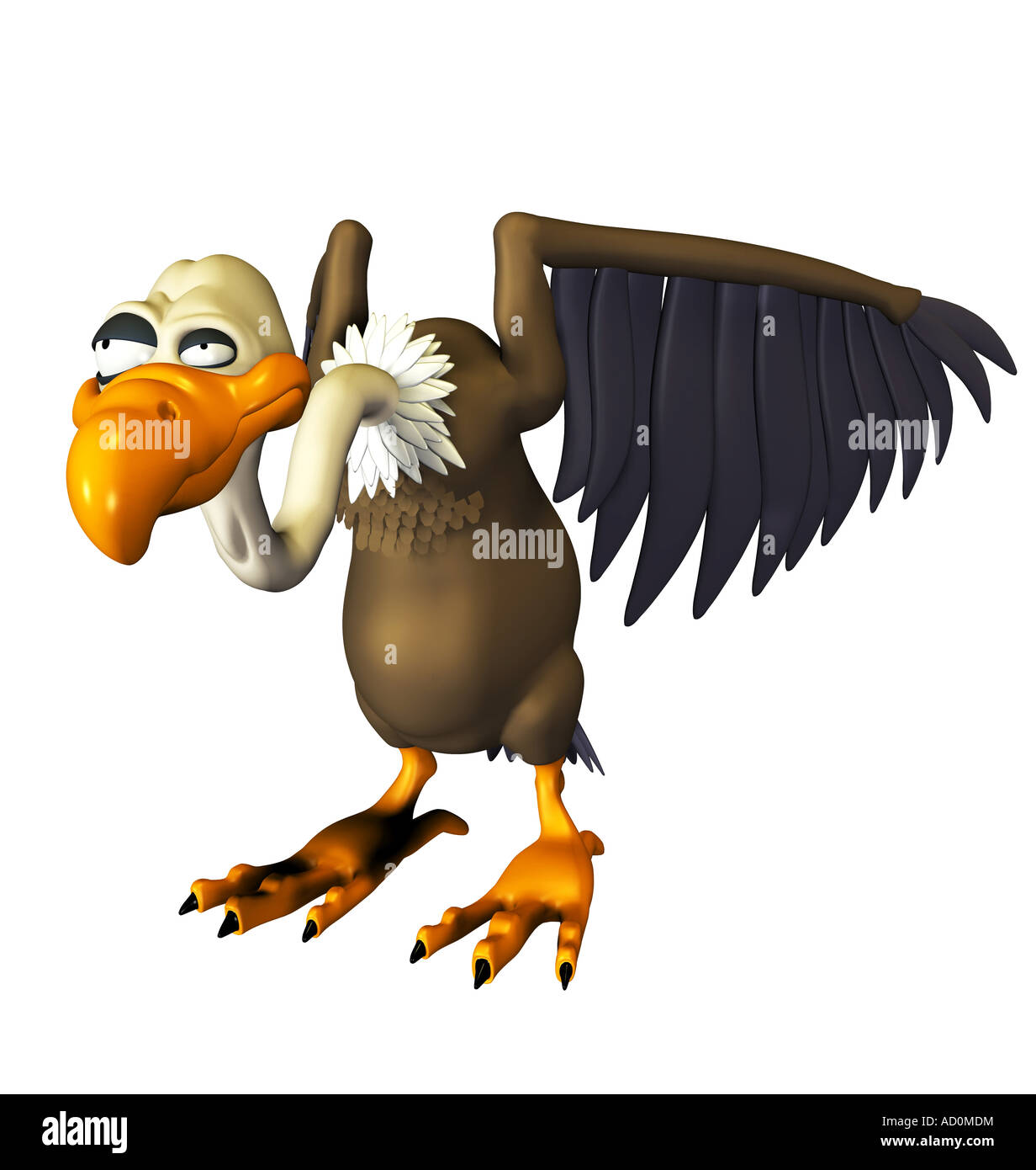 vulture - Stock Image