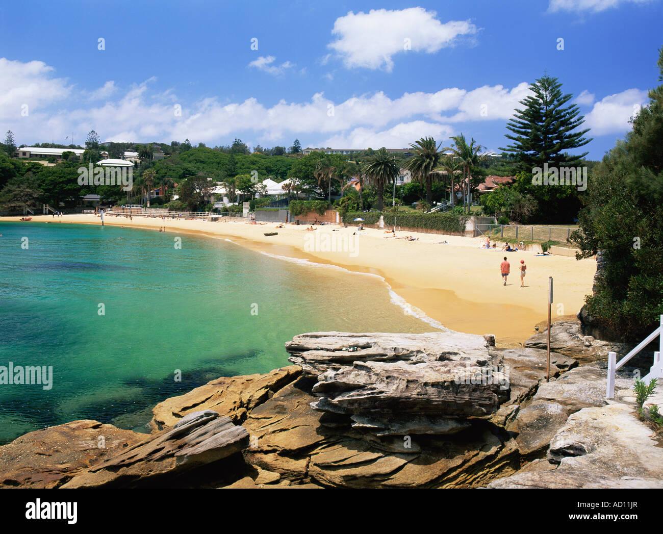 Camp Cove, Watsons Bay, Sydney, NSW, Australia - Stock Image