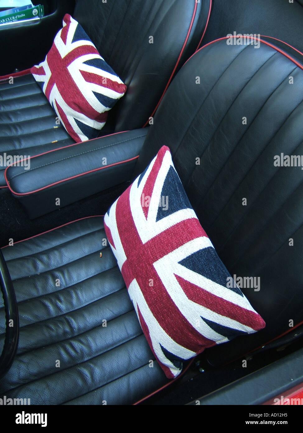 Union Jack Flag Cushion Cushions Stock Photos Amp Union Jack