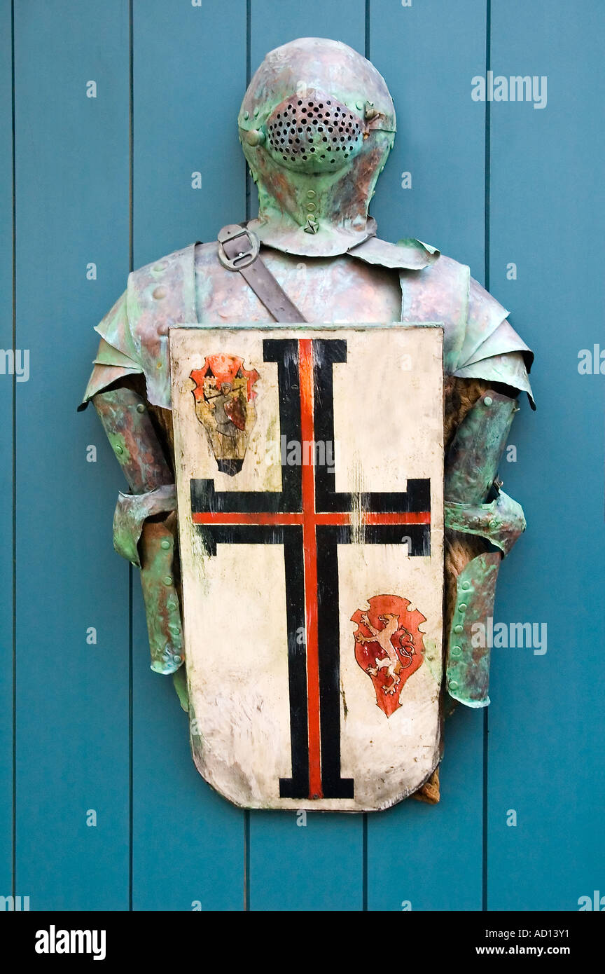 Suit Of Armour Close Up Stock Photos & Suit Of Armour Close Up Stock ...