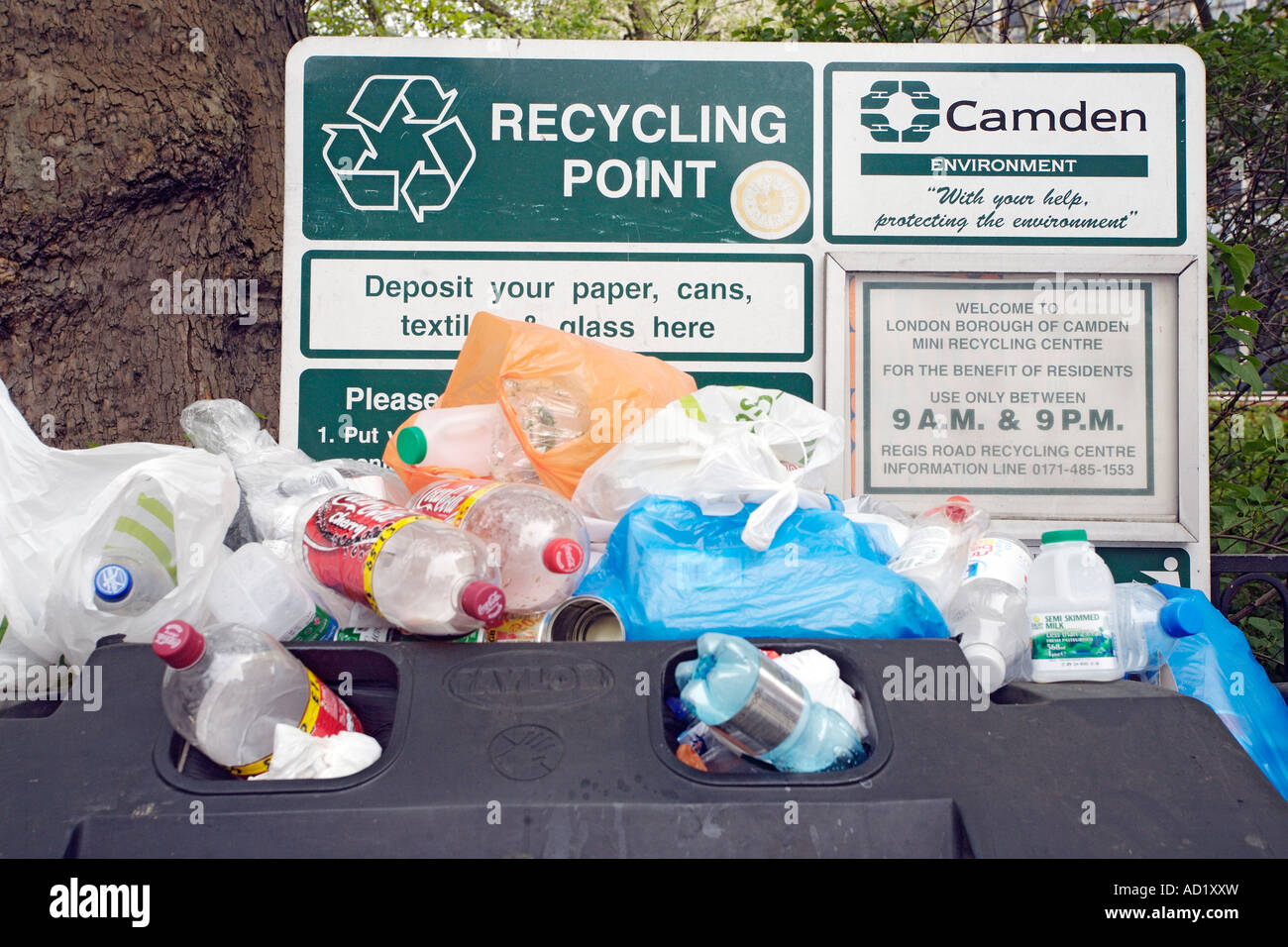 London Recycling Stock Photos & London Recycling Stock Images - Alamy