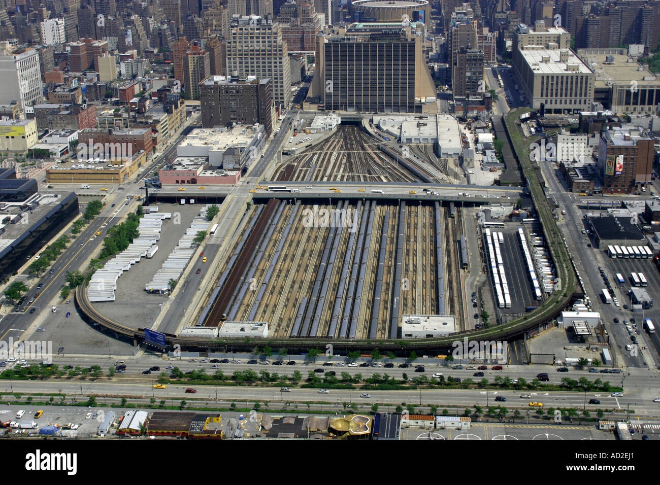 Penn Station Ny Long Island Railroad