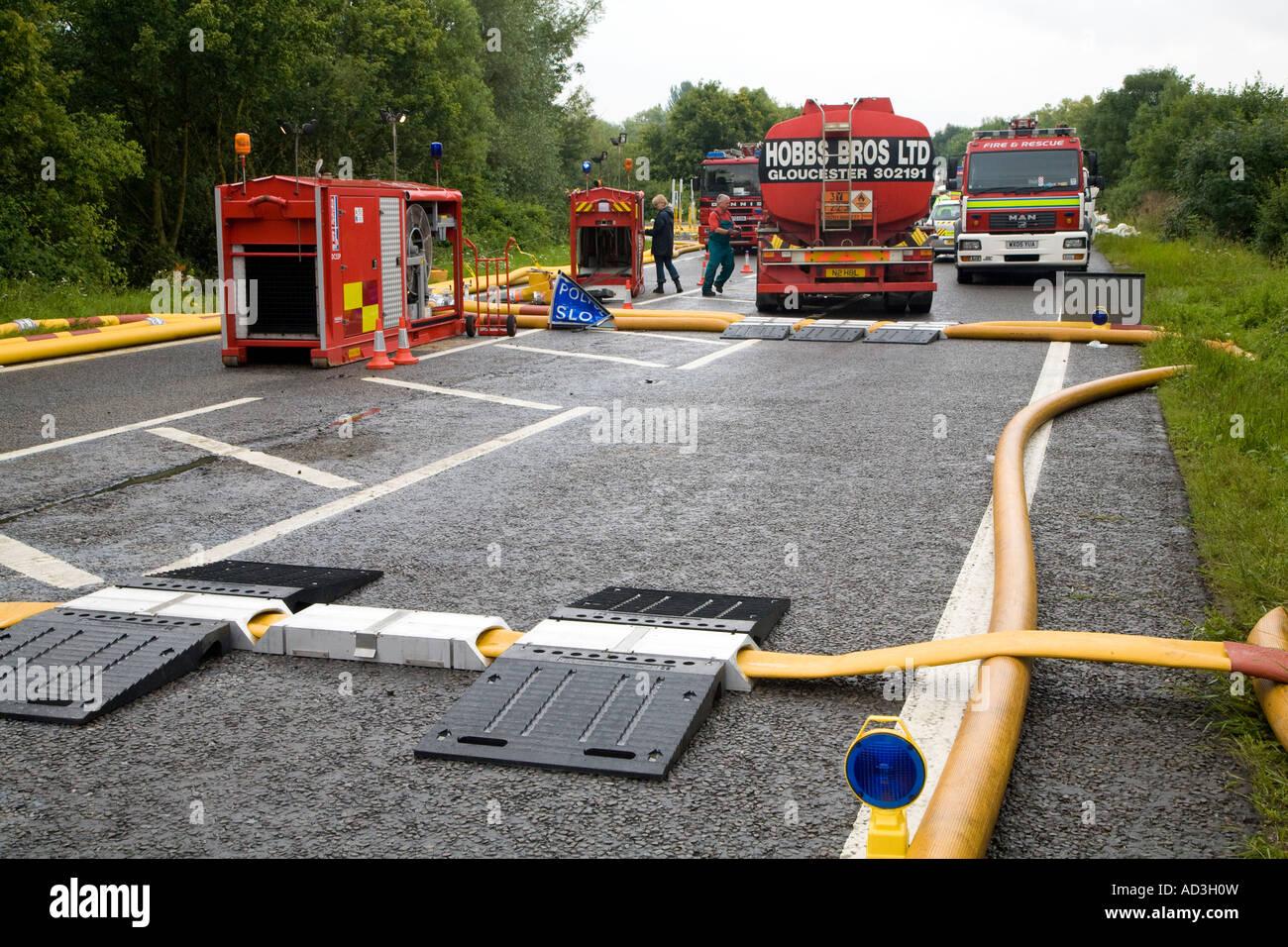 firebrigade - Stock Image