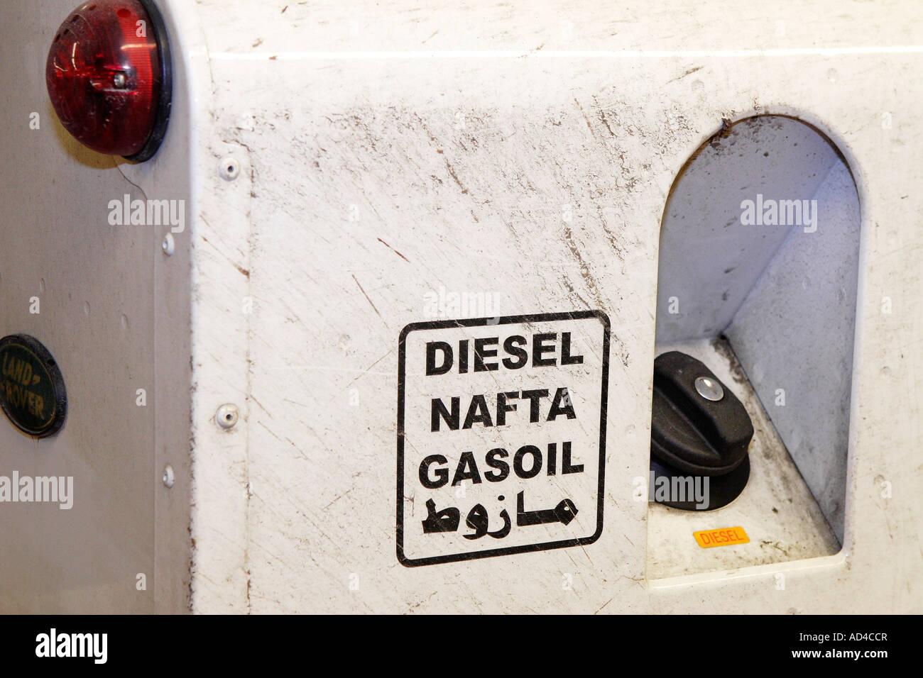 Fuel Tank Filler Stock Photos & Fuel Tank Filler Stock