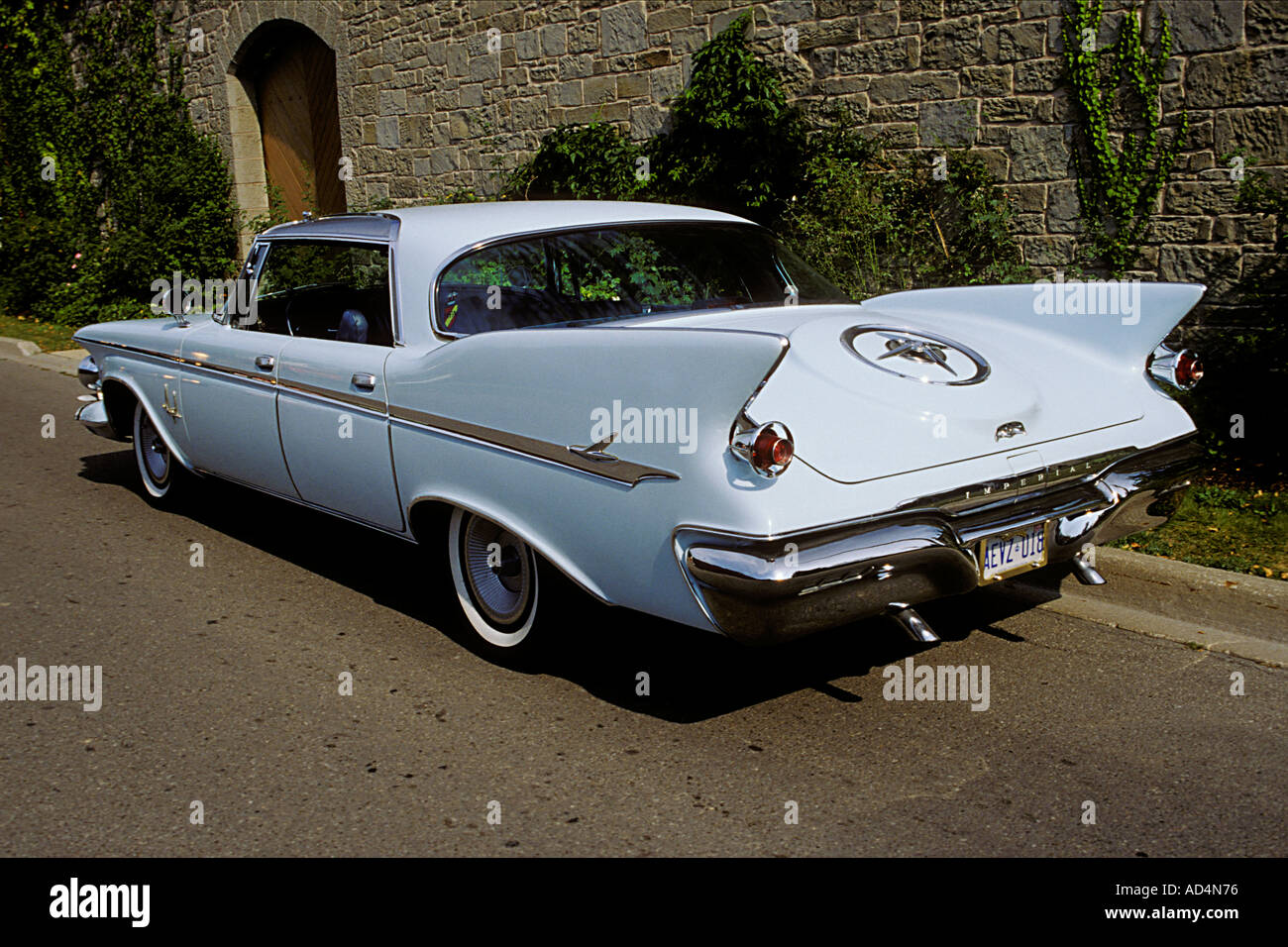 1961 Chrysler Imperial Crown Stock Photo Alamy