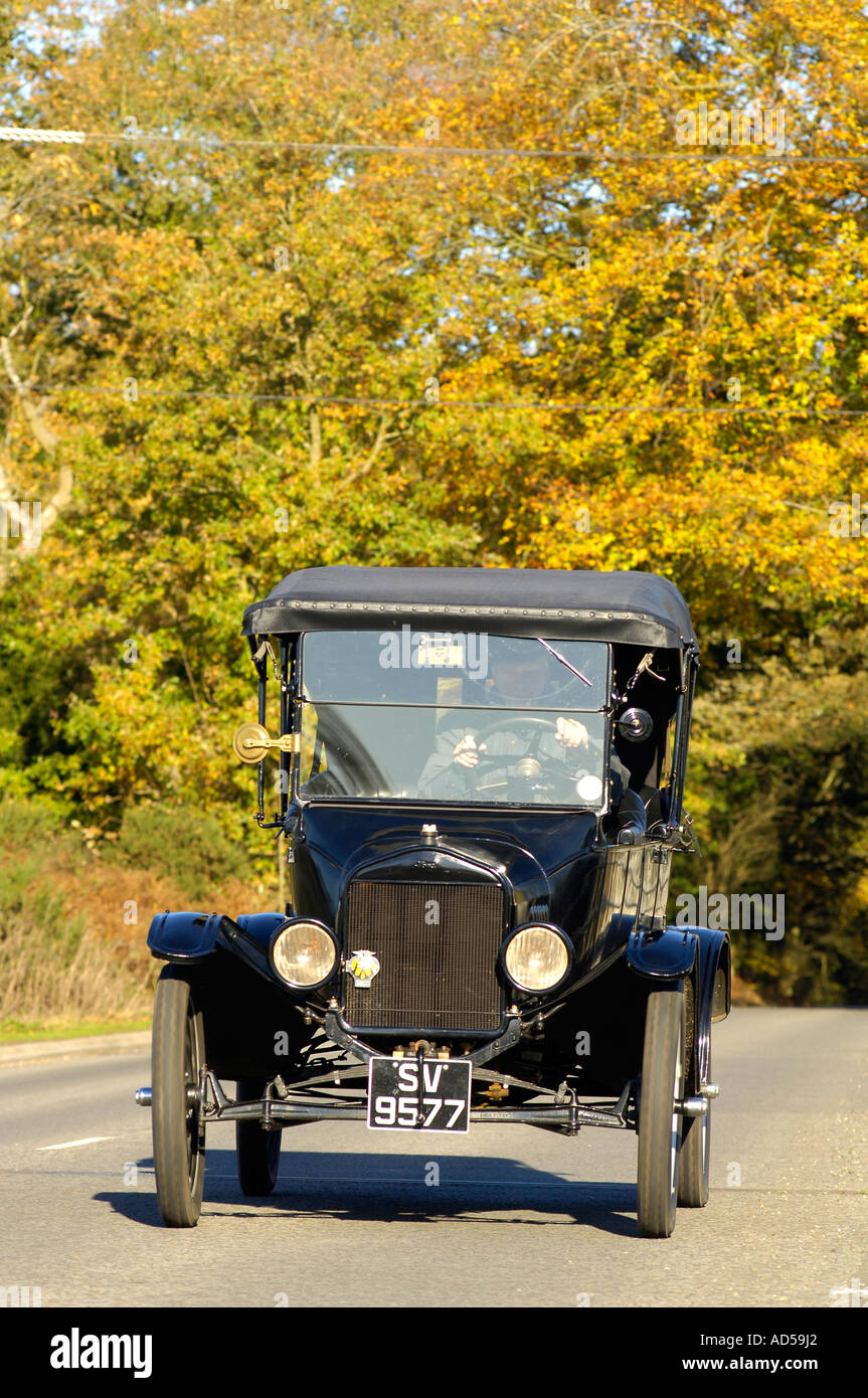 Ford Model T 1910 - Stock Image