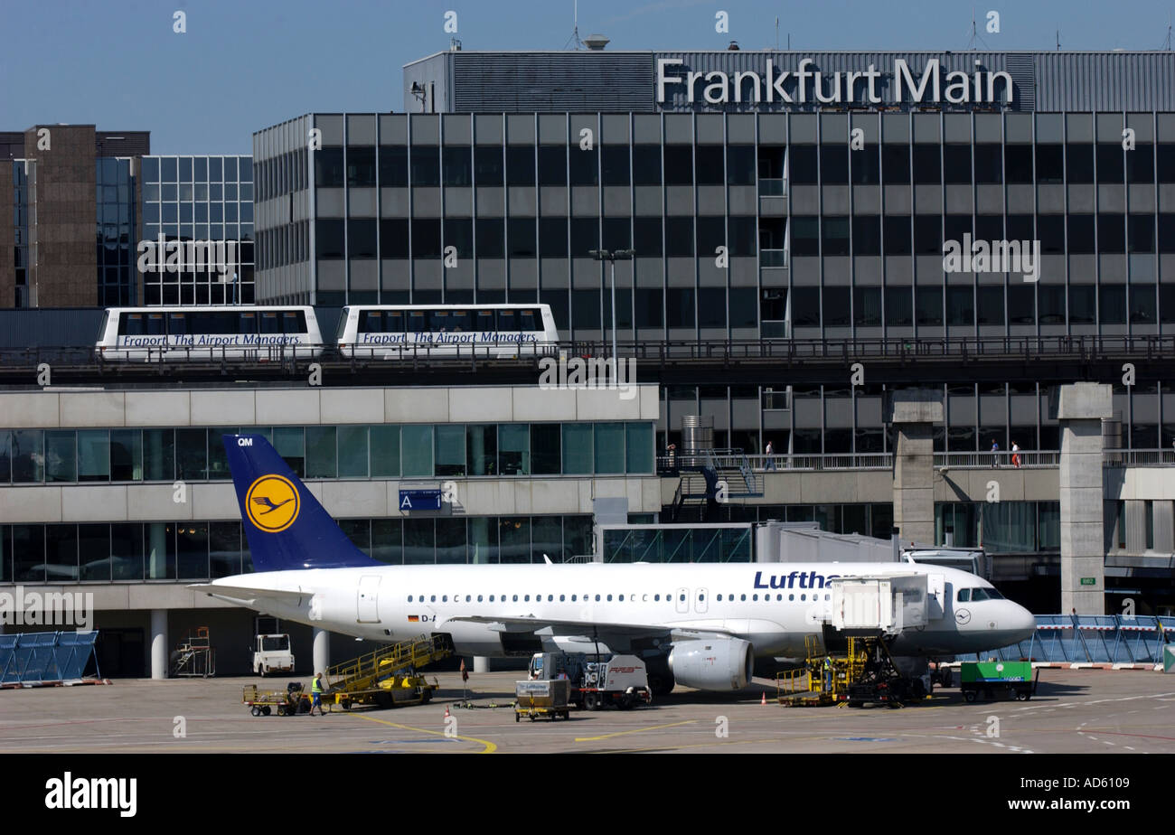 Frankfurt(M) Flughafen