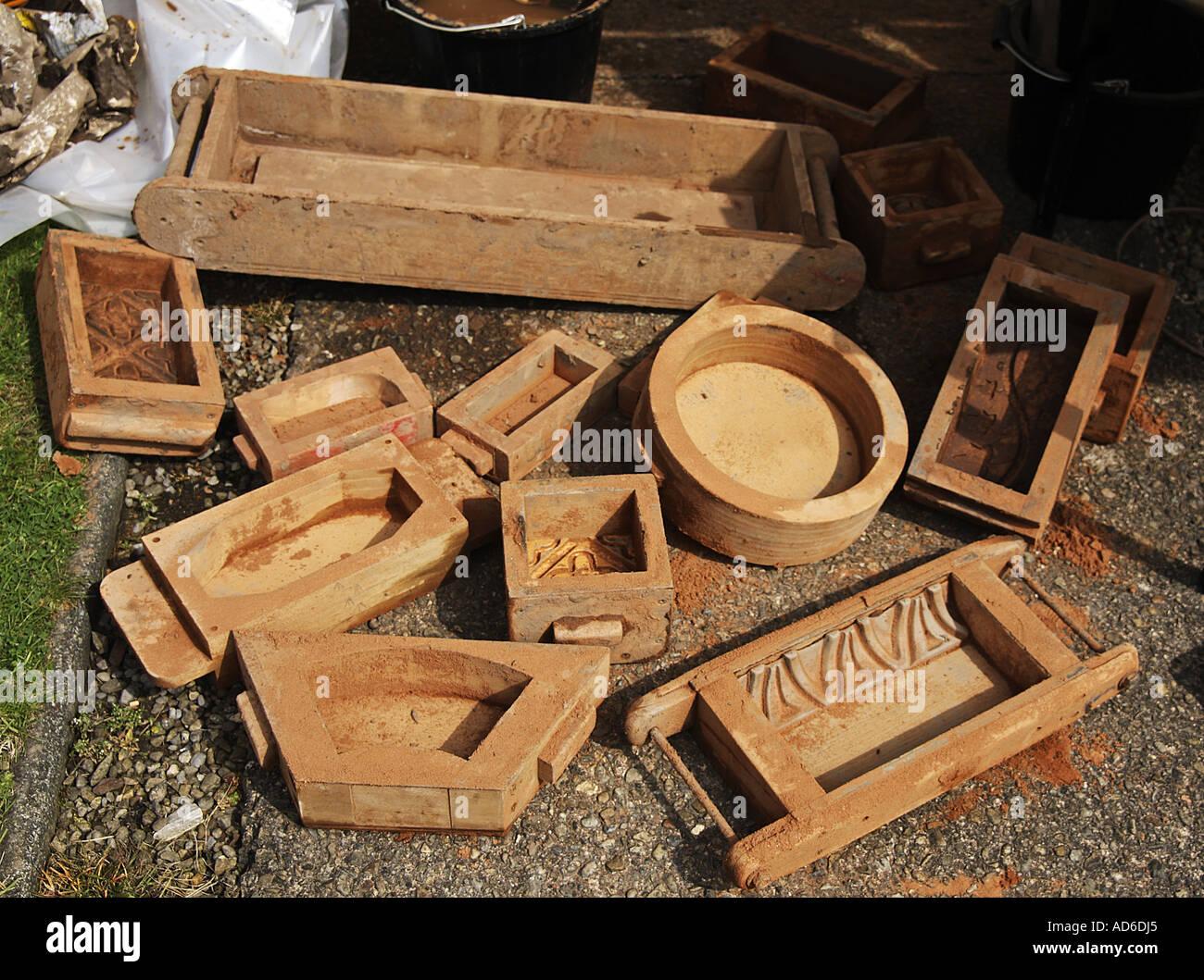 Brick Mould Stock Photos Brick Mould Stock Images Alamy