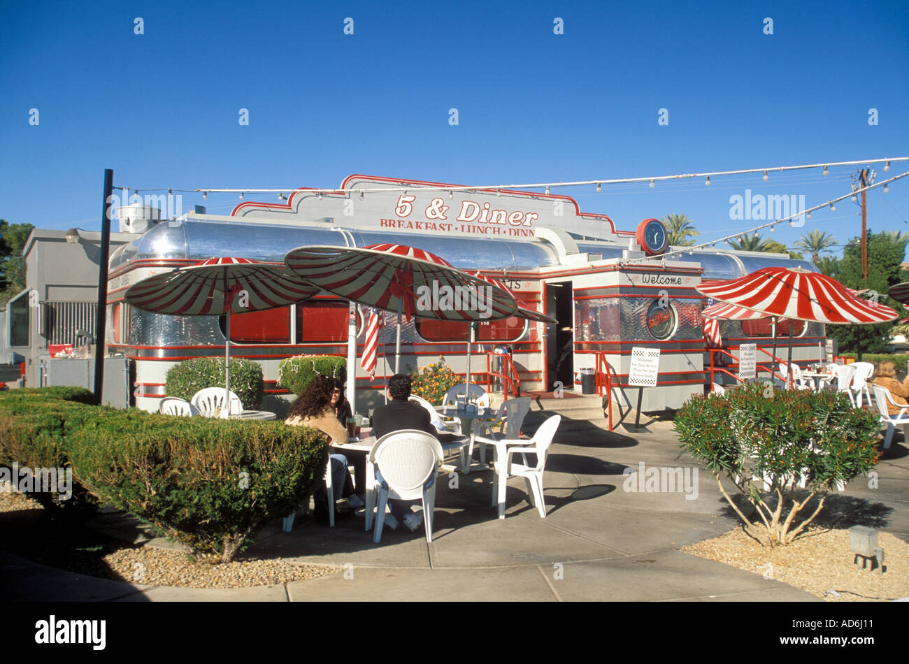 5 Diner N 16th Street Phoenix Arizona