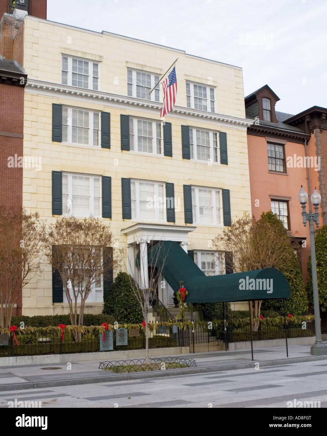 Blair House Washington DC Stock Photo: 13339511 - Alamy