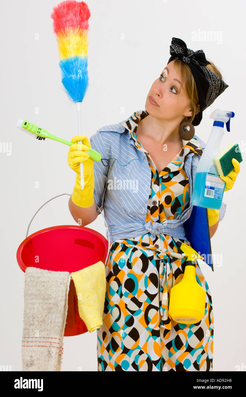 Image result for 1940's cleaning lady with bandana