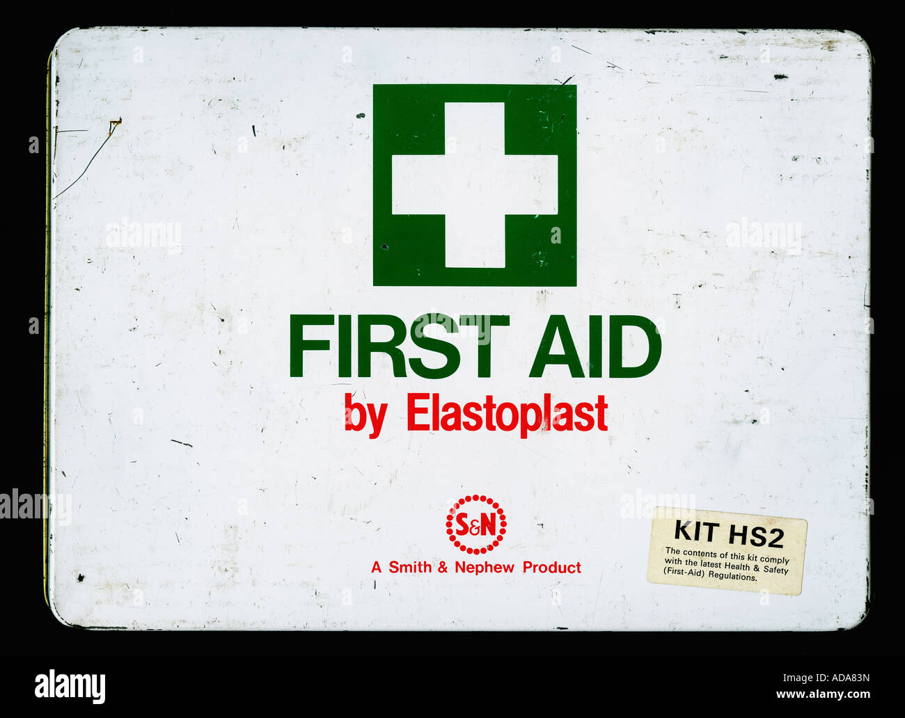 old first aid kit stock photos old first aid kit stock images alamy