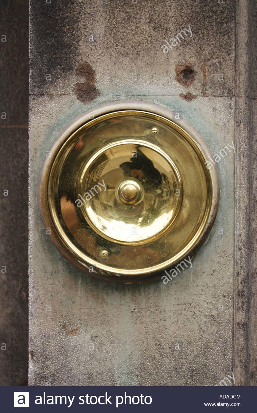 Ornate Door Bell