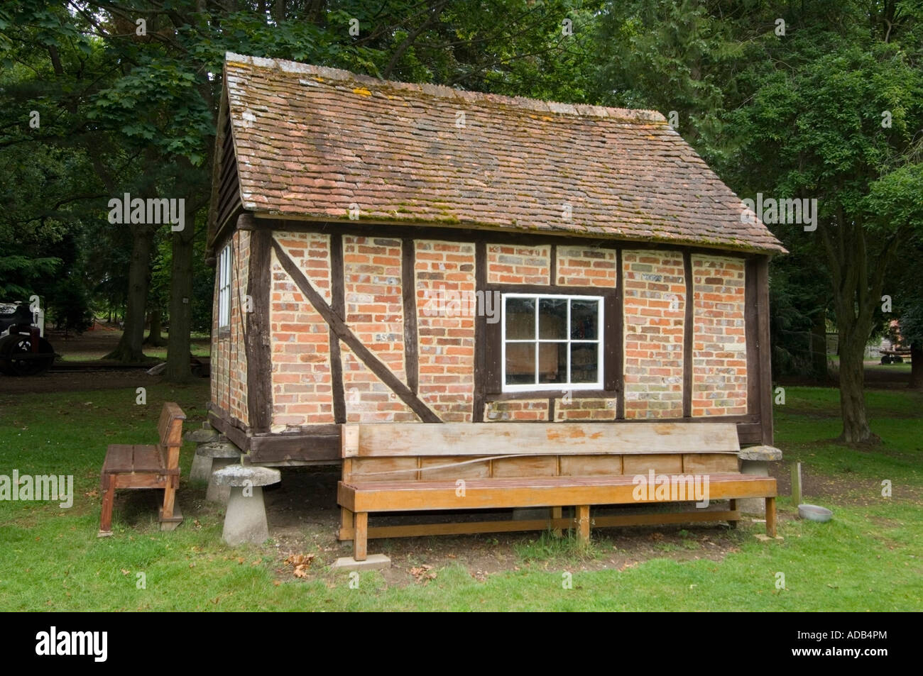 Rural Life Centre - Tilford - Surrey - UK - Granary - Stock Image