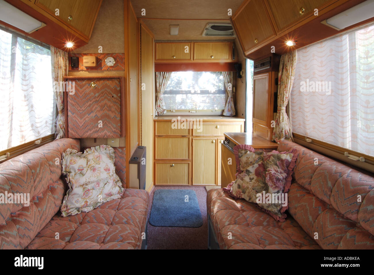 Vw Van Interior High Resolution Stock Photography And Images Alamy