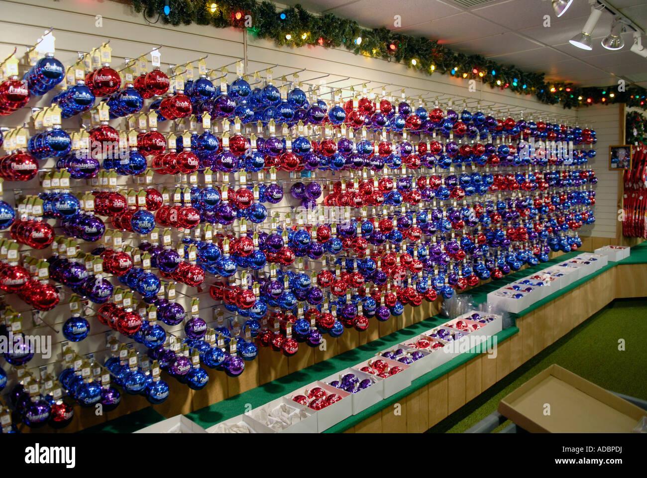 Bronners Christmas Wonderland.Bronners Christmas Wonderland In Historical Frankenmuth