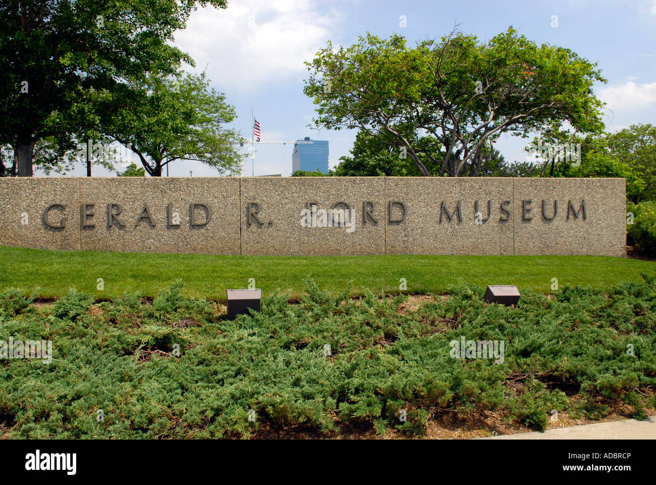Gerald Ford Museum Stock Photos Amp Gerald Ford Museum Stock