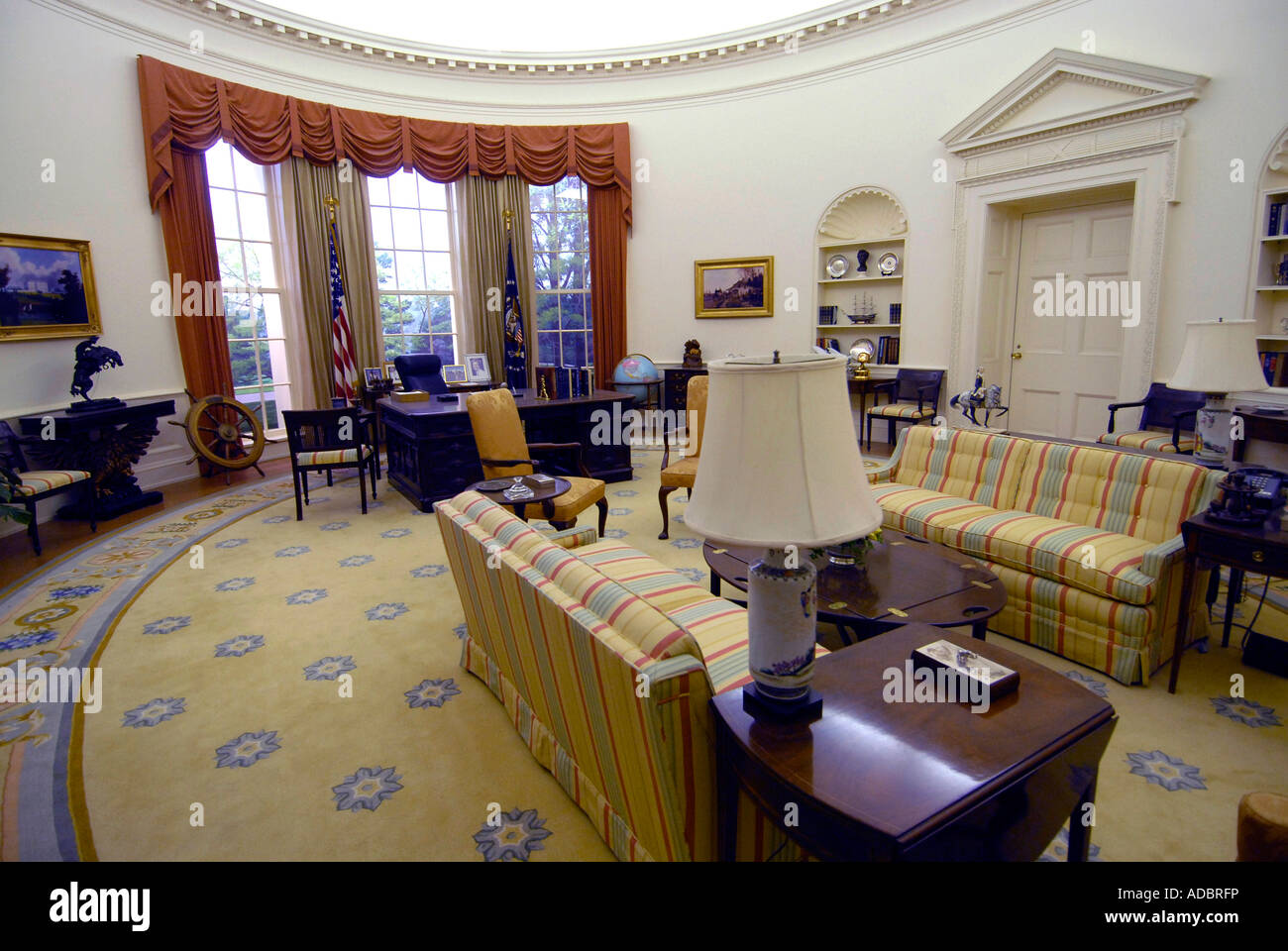 white house oval office. Wonderful White Presidents White House Oval Office At Gerald R Ford Presidential Museum  Grand Rapids Michigan MI In