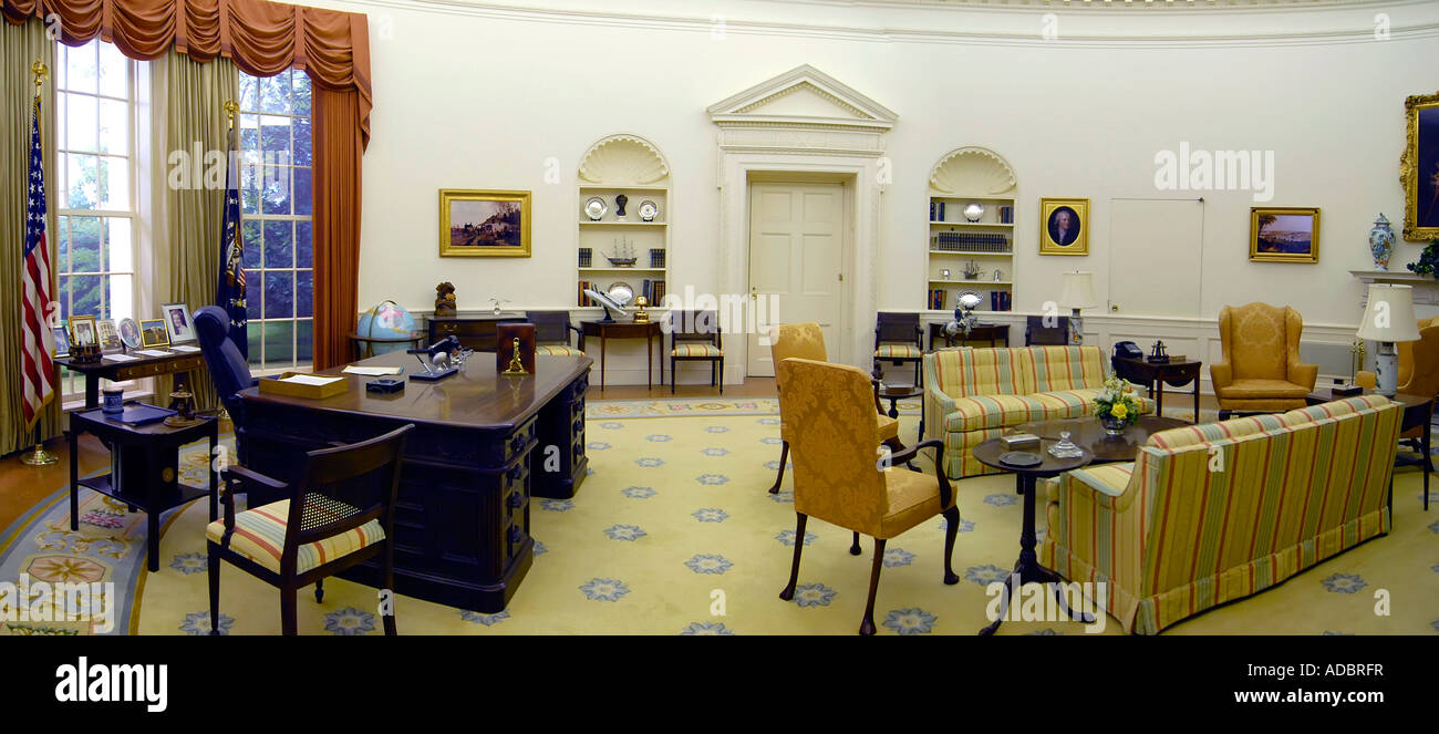 oval office images. Presidents White House Oval Office At Gerald R Ford Presidential Museum Grand Rapids Michigan MI Images