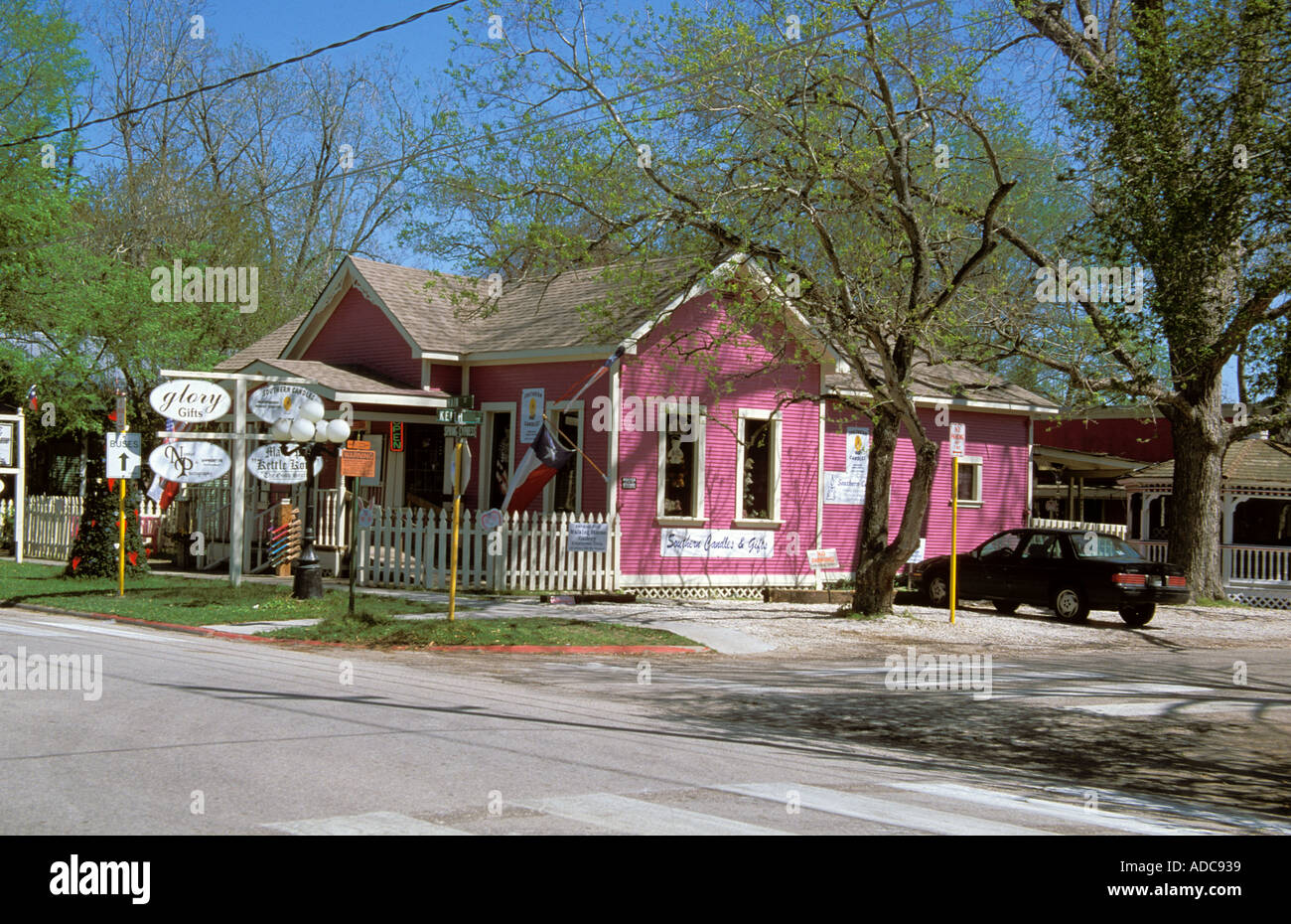 Old spring texas