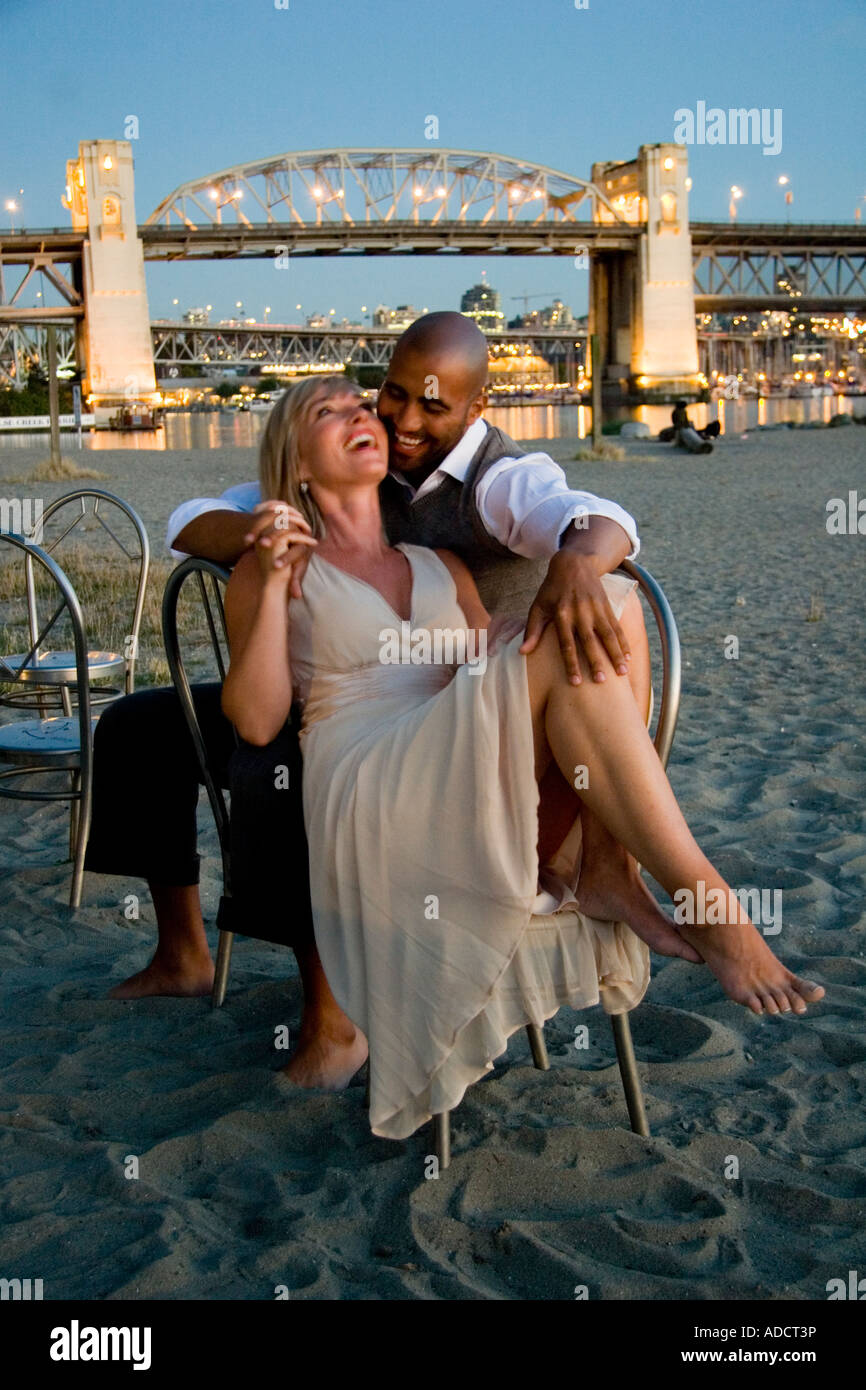 Interracial Love Story Of A Black Man And A White Woman -9549