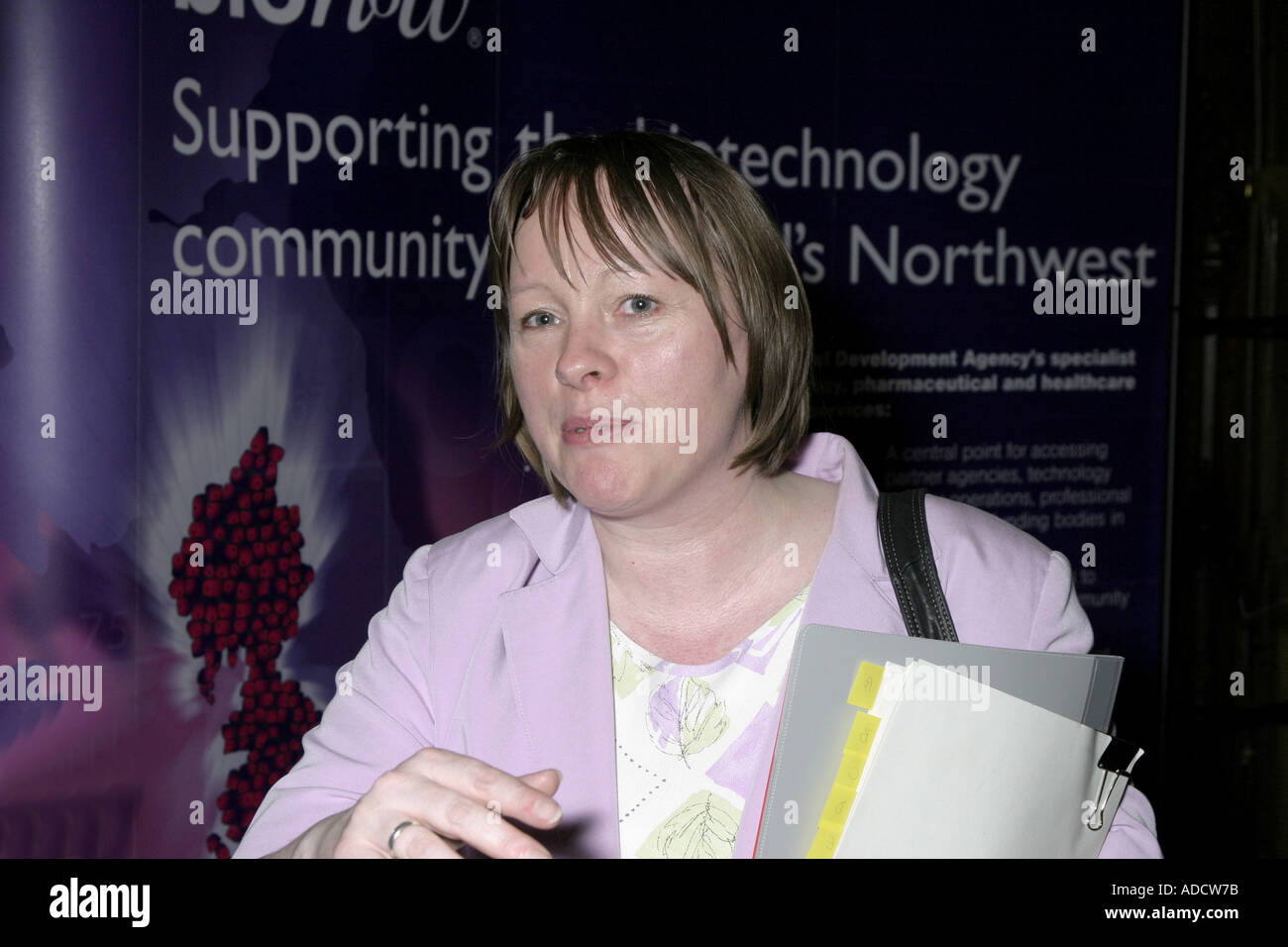 maria eagle labour mp for garston and halewood westminster london uk 2005 - Stock Image
