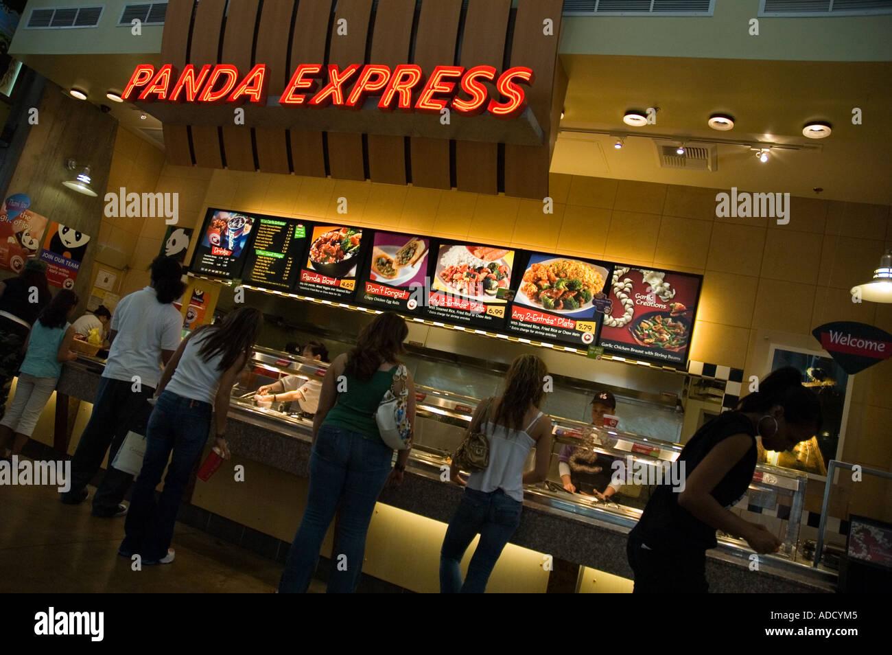 Panda Express Stock Photos & Panda Express Stock Images - Alamy