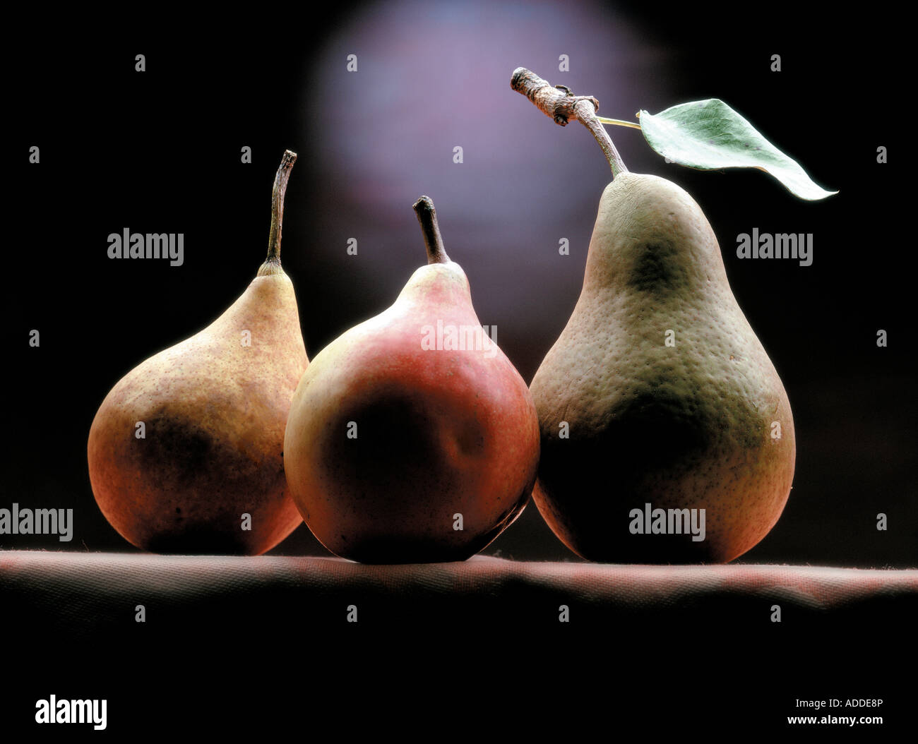 Pears - Stock Image