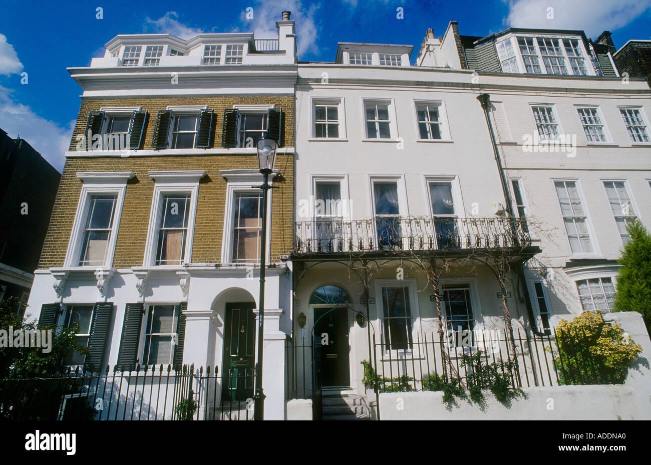 Edwardian Houses London Stock Photos Amp Edwardian Houses