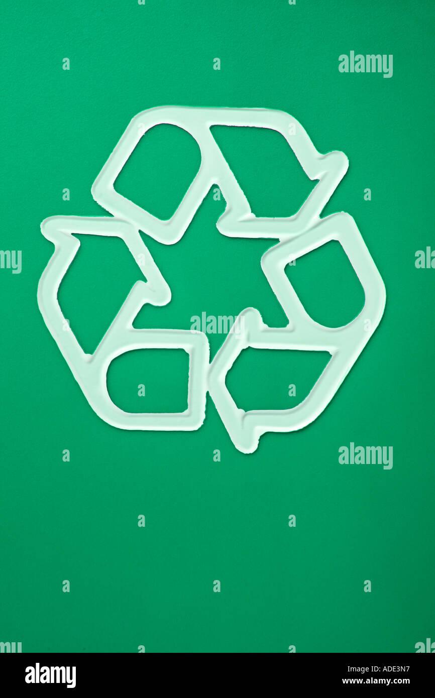 Recycle Symbol - Stock Image