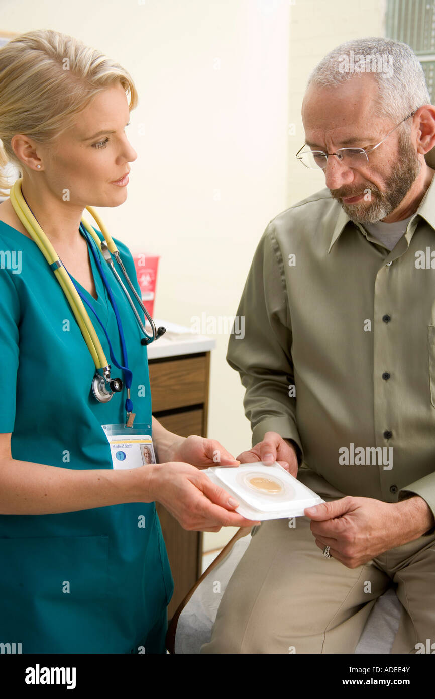 Colostomy Bag Stock Photos & Colostomy Bag Stock Images - Alamy