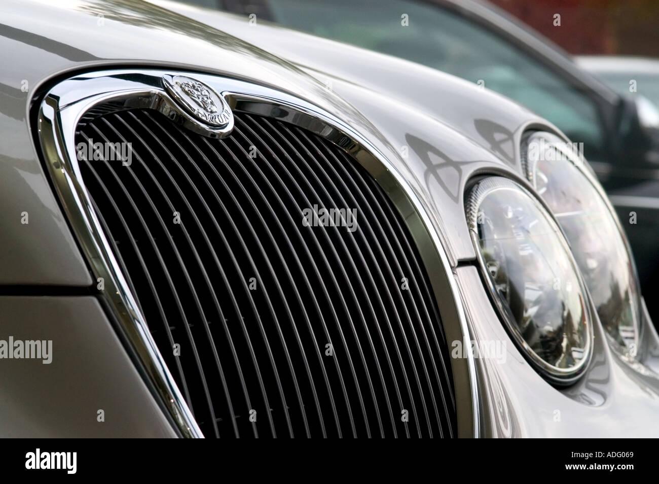 Jaguar Modern Car Expensive Symbol New Stock Photo 2474088 Alamy