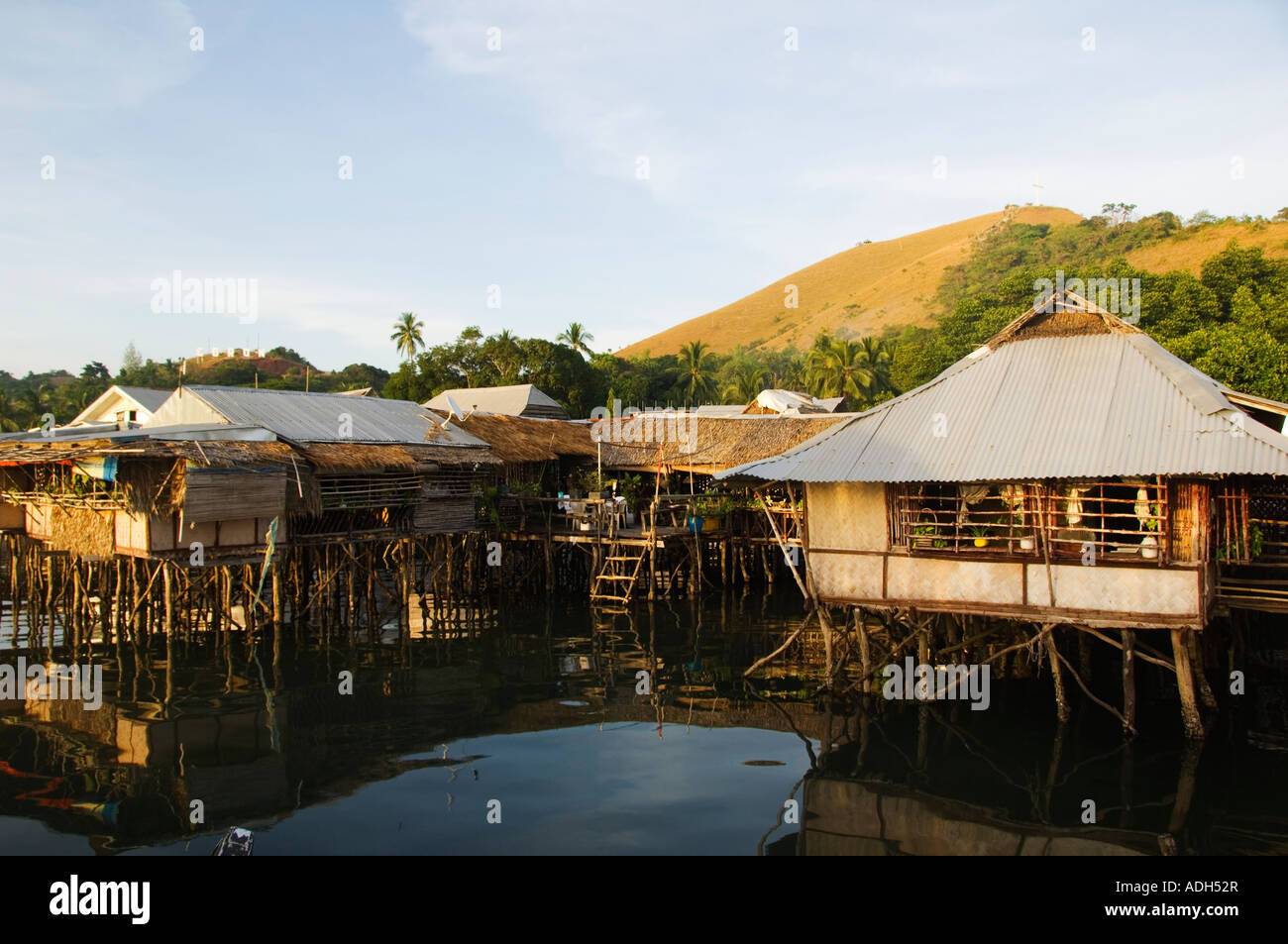 Philippines Palawan Province Coron Island Stock Photos & Philippines ...