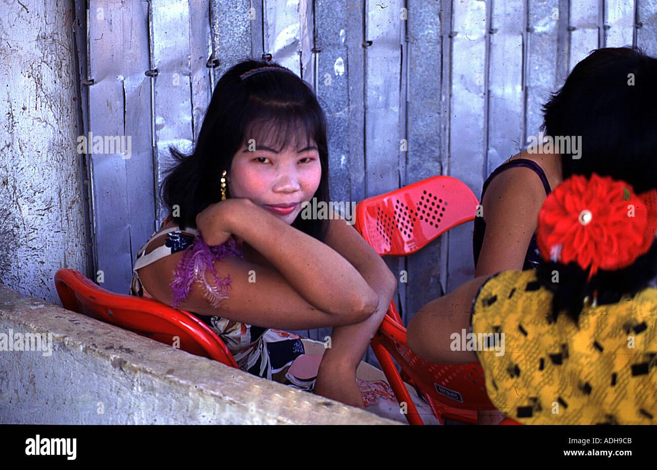 Girls Cambodia