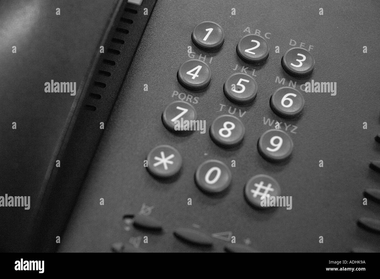 Dial Pad Stock Photos & Dial Pad Stock Images - Alamy