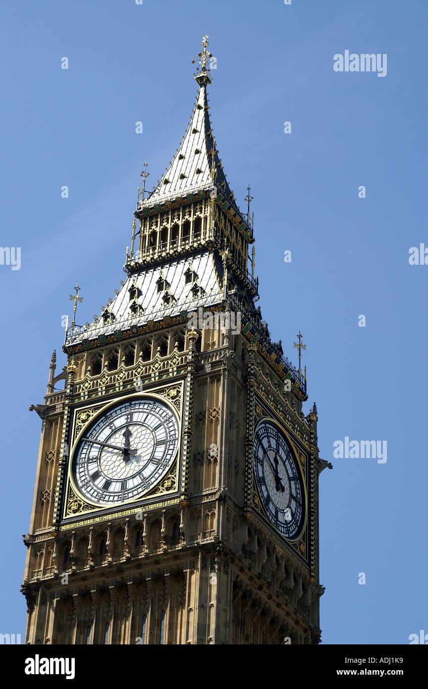 Big Ben London - Stock Image