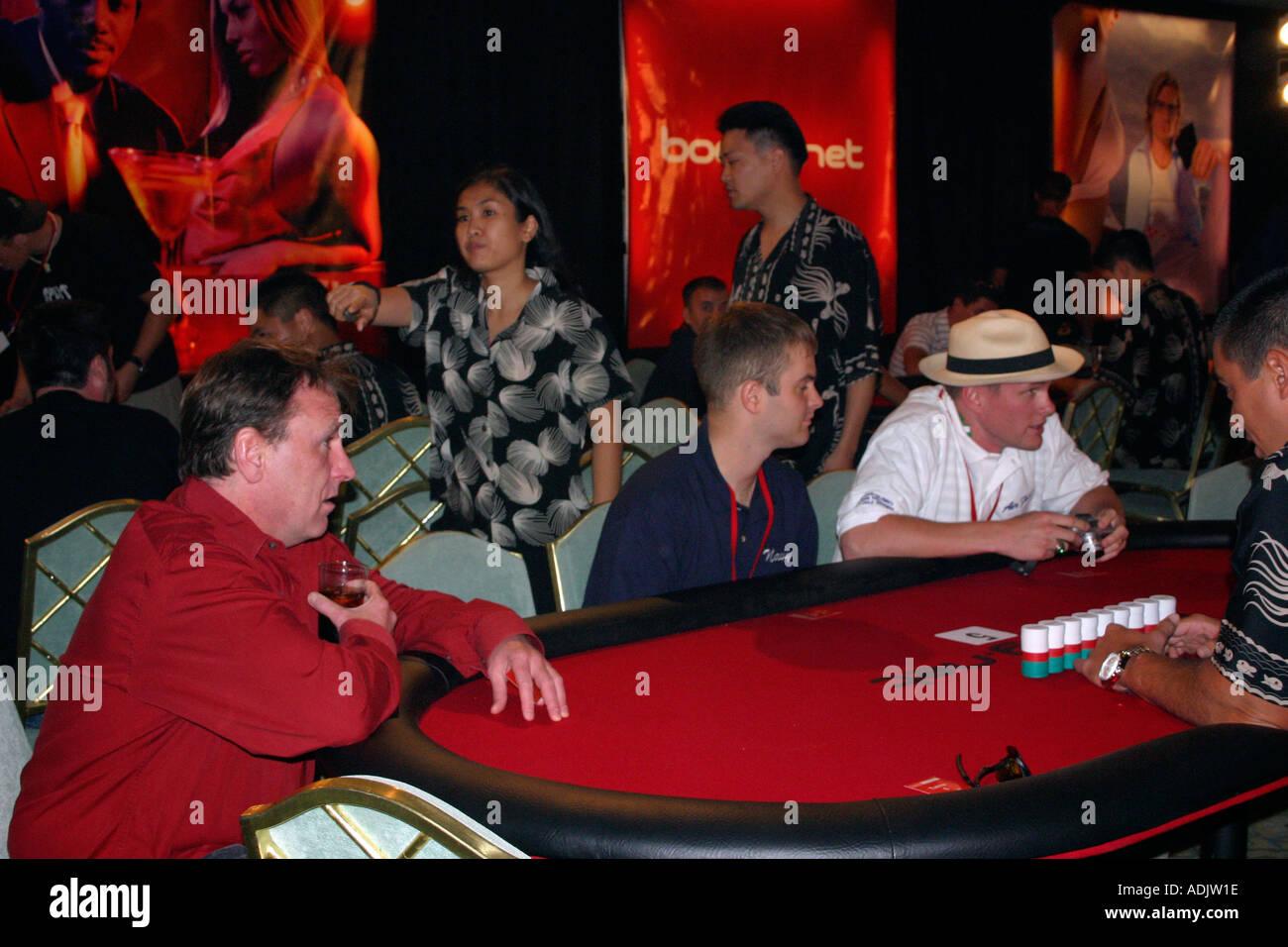 Winning hands in texas holdem poker