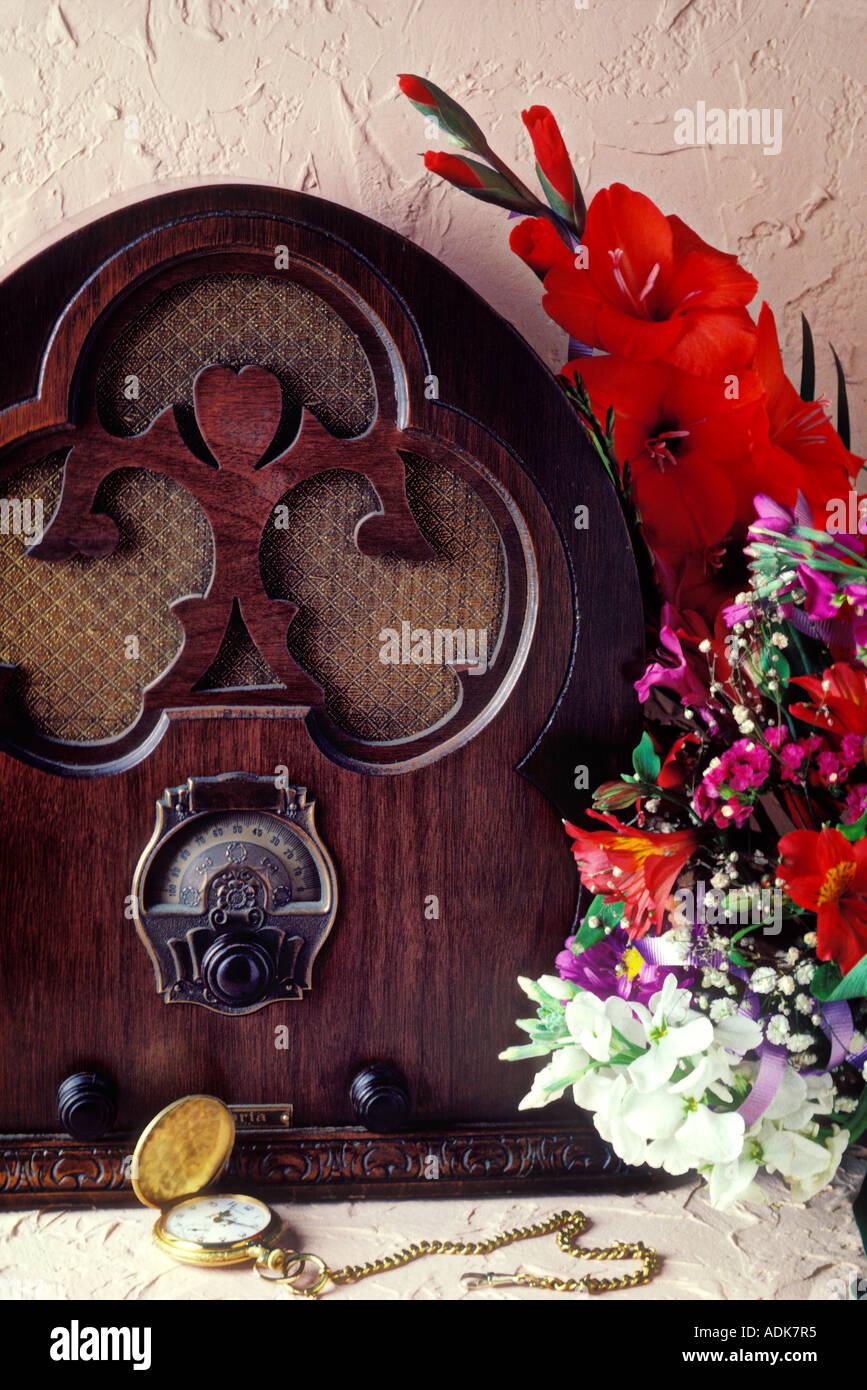 رادیو گلها قدیمی