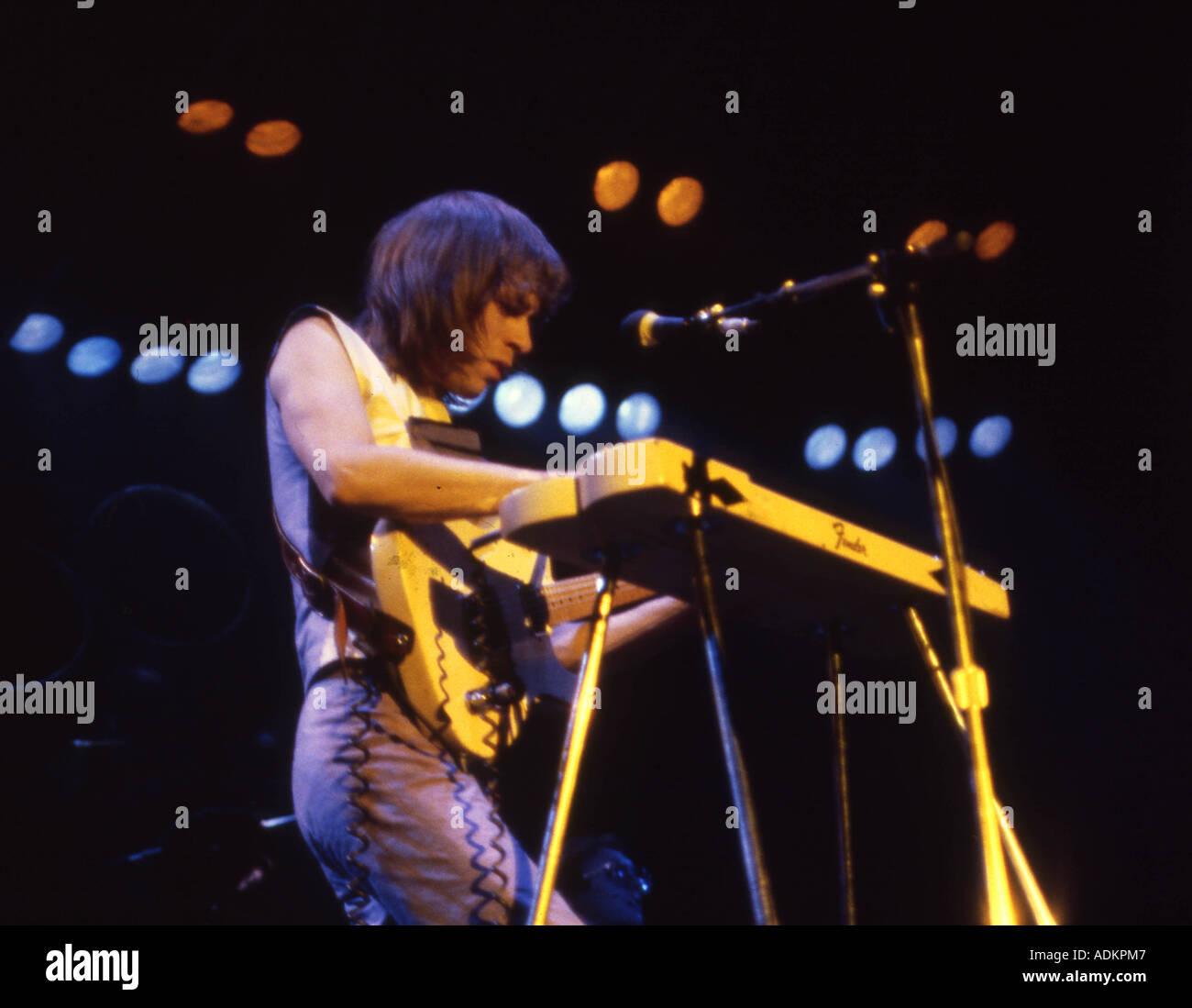 YES    Steve Howe - Stock Image