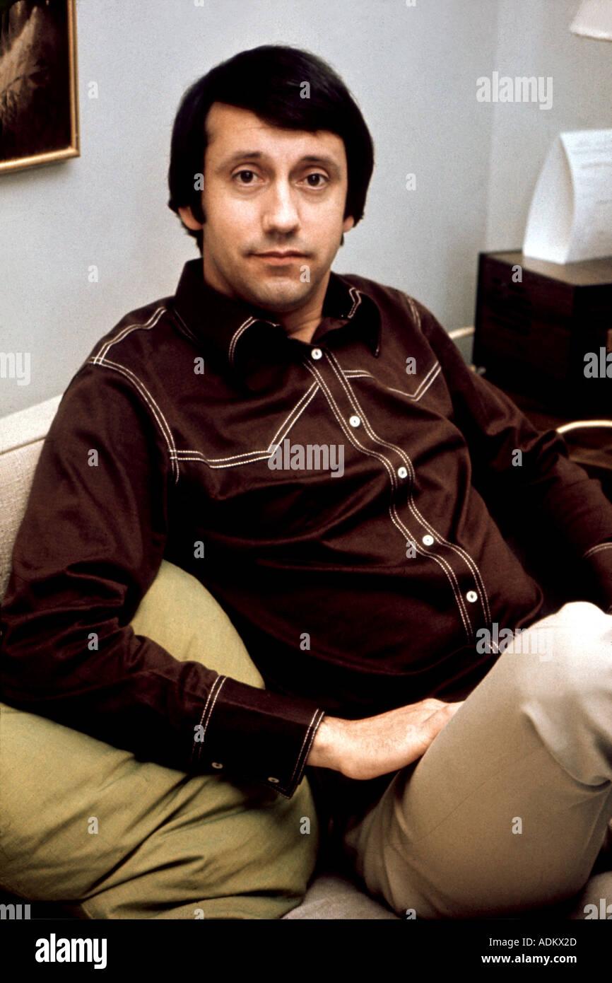RAY STEVENS US singer in 1971 - Stock Image