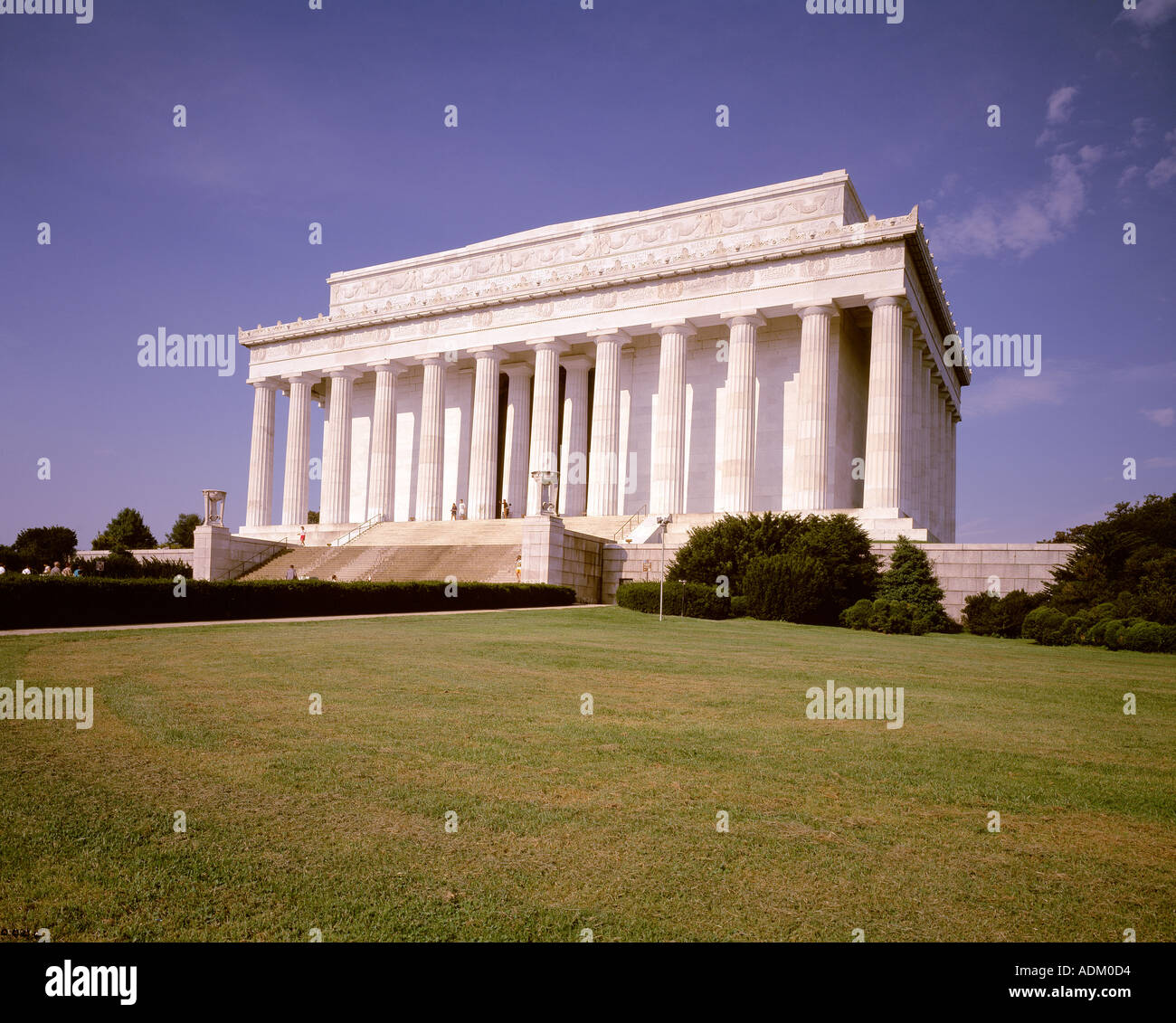 Building in the Ancient Greek Style - Stock Image