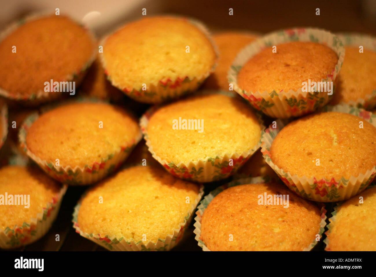 Fairy Cakes - Stock Image