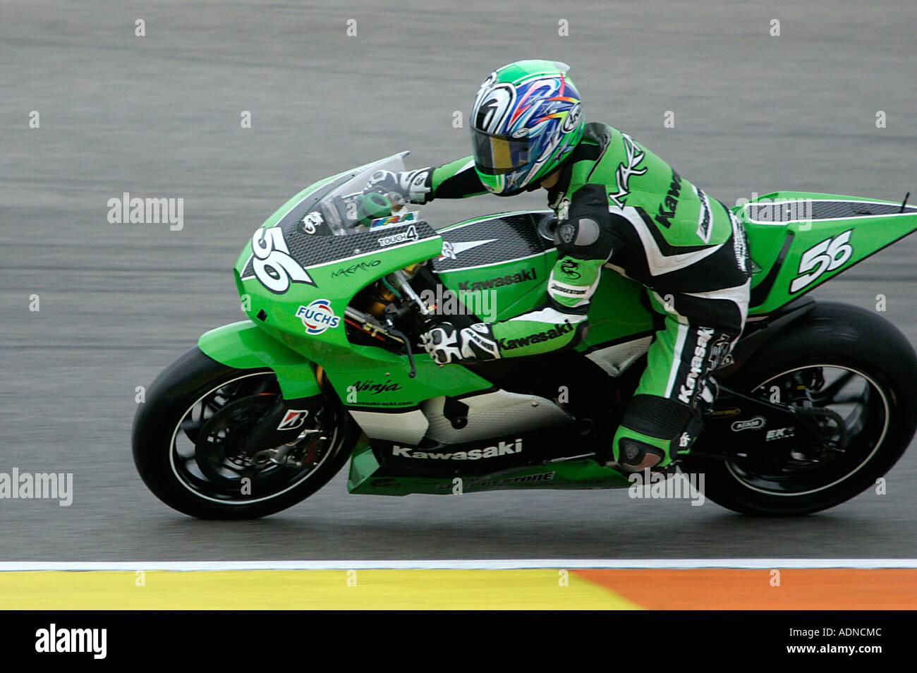 Shinya Kawasaki Rider High Resolution Stock Photography And Images Alamy